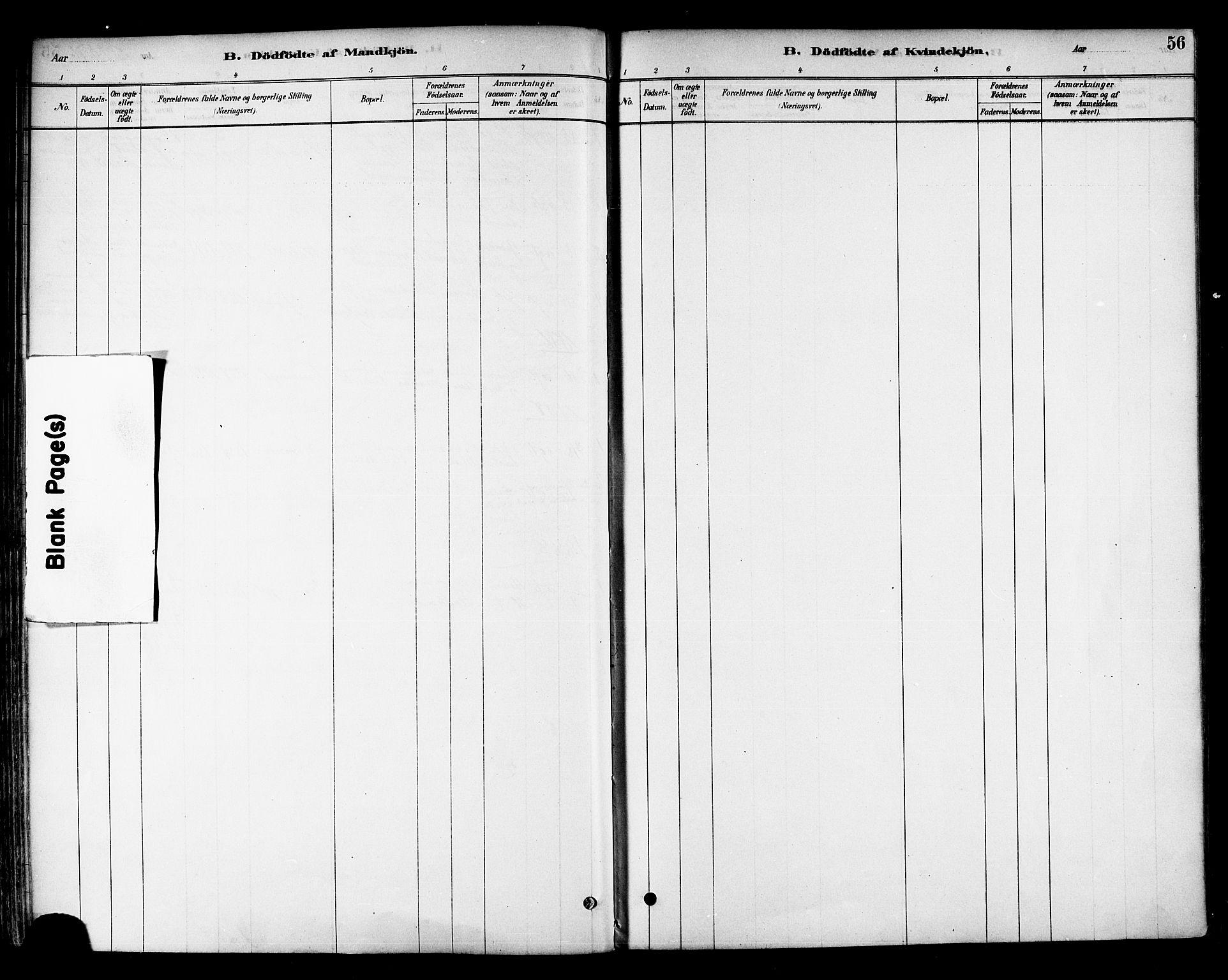 SAT, Ministerialprotokoller, klokkerbøker og fødselsregistre - Nord-Trøndelag, 741/L0395: Ministerialbok nr. 741A09, 1878-1888, s. 56