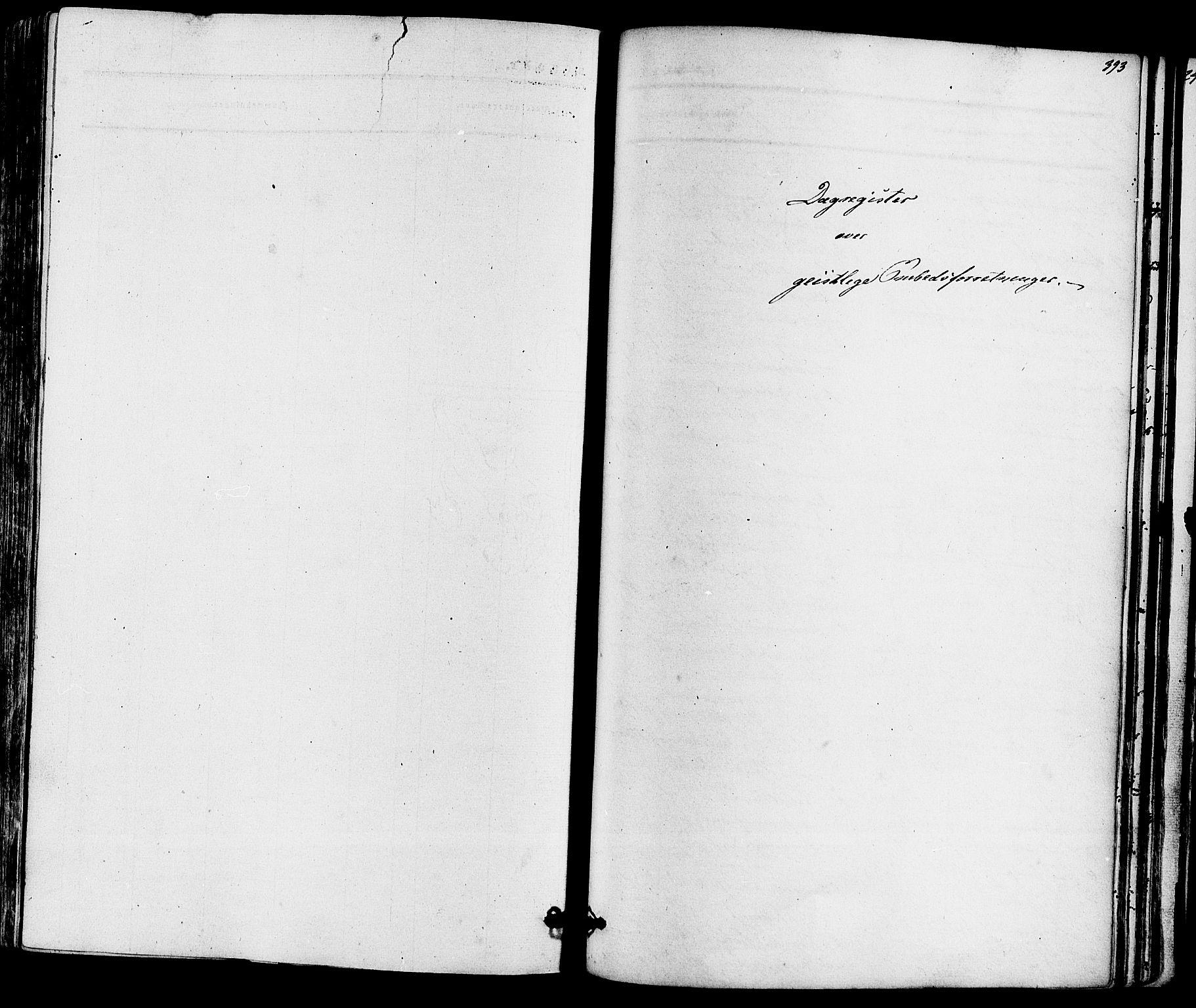 SAKO, Eidanger kirkebøker, F/Fa/L0010: Ministerialbok nr. 10, 1859-1874, s. 393