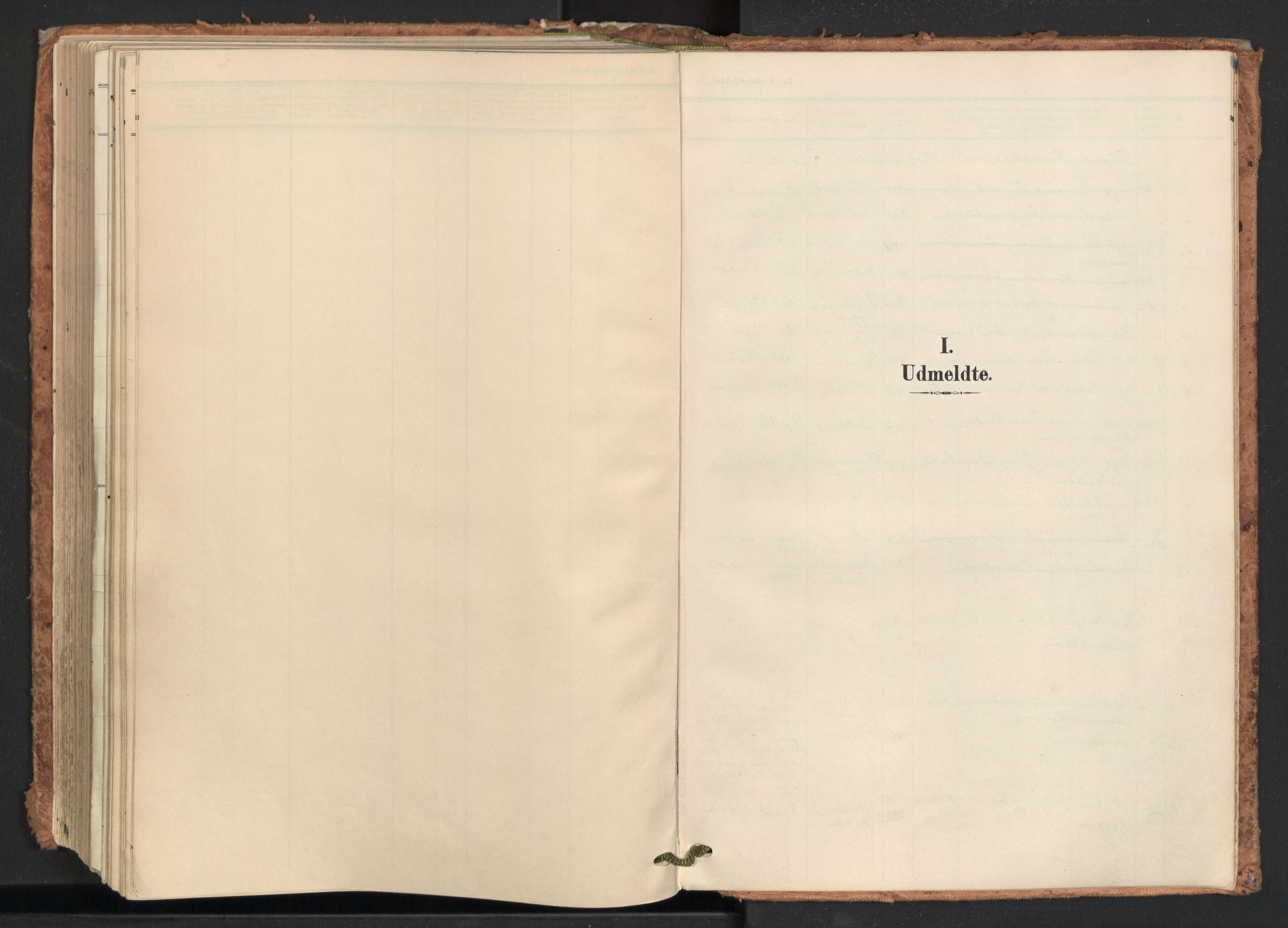 SAO, Råde prestekontor kirkebøker, F/Fa/L0008: Ministerialbok nr. 8, 1903-1924