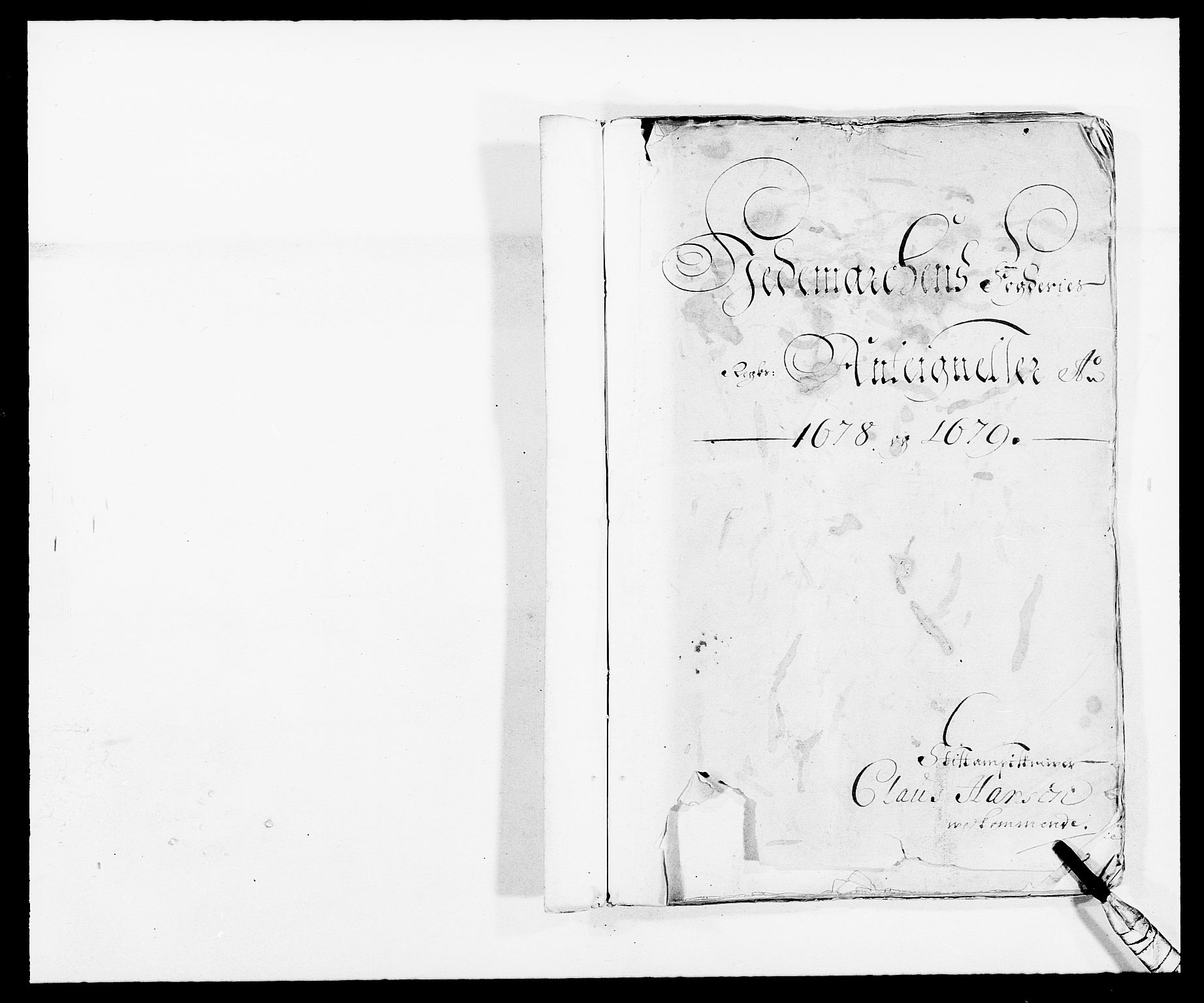 RA, Rentekammeret inntil 1814, Reviderte regnskaper, Fogderegnskap, R16/L1019: Fogderegnskap Hedmark, 1679, s. 99