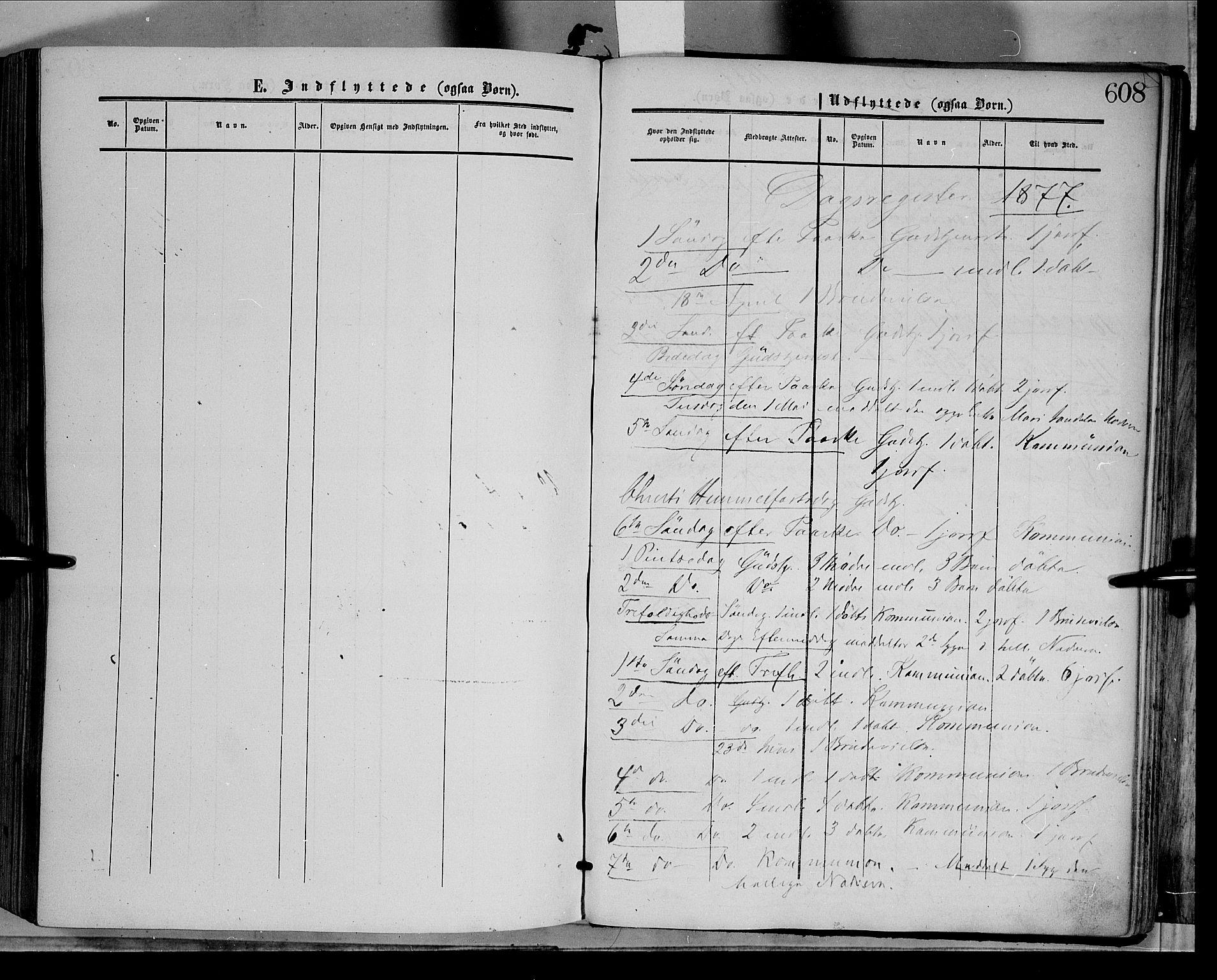 SAH, Dovre prestekontor, Ministerialbok nr. 1, 1854-1878, s. 608