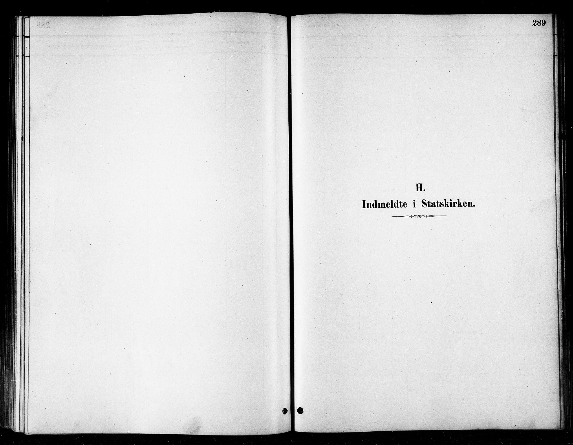 SATØ, Vardø sokneprestkontor, H/Ha/L0006kirke: Ministerialbok nr. 6, 1879-1886, s. 289