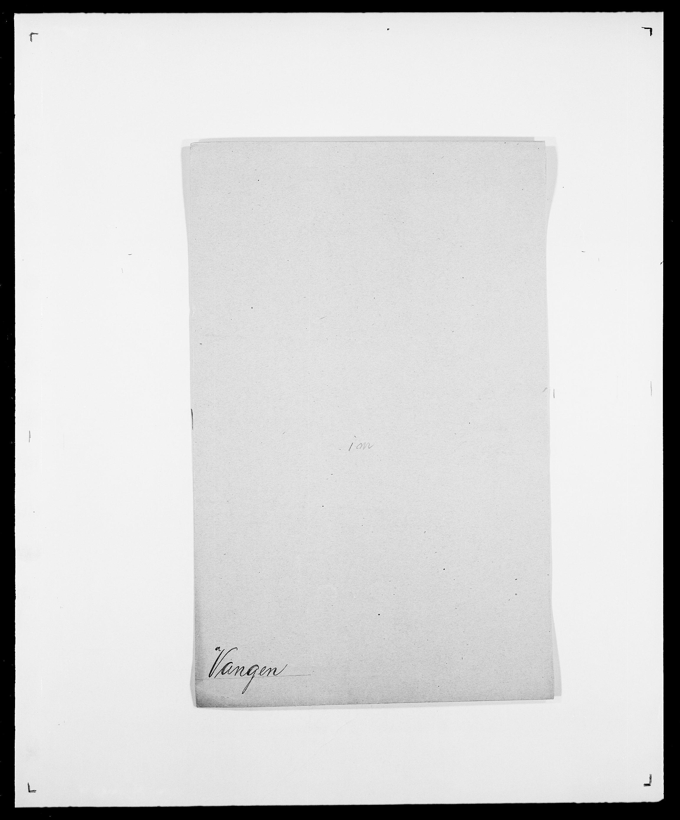 SAO, Delgobe, Charles Antoine - samling, D/Da/L0040: Usgaard - Velund, s. 298