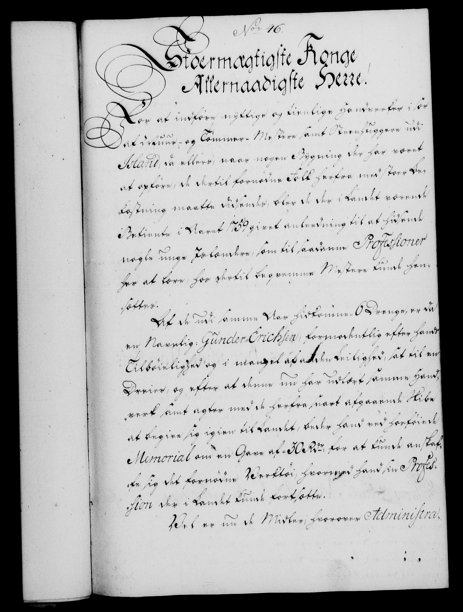 RA, Rentekammeret, Kammerkanselliet, G/Gf/Gfa/L0048: Norsk relasjons- og resolusjonsprotokoll (merket RK 52.48), 1766, s. 238