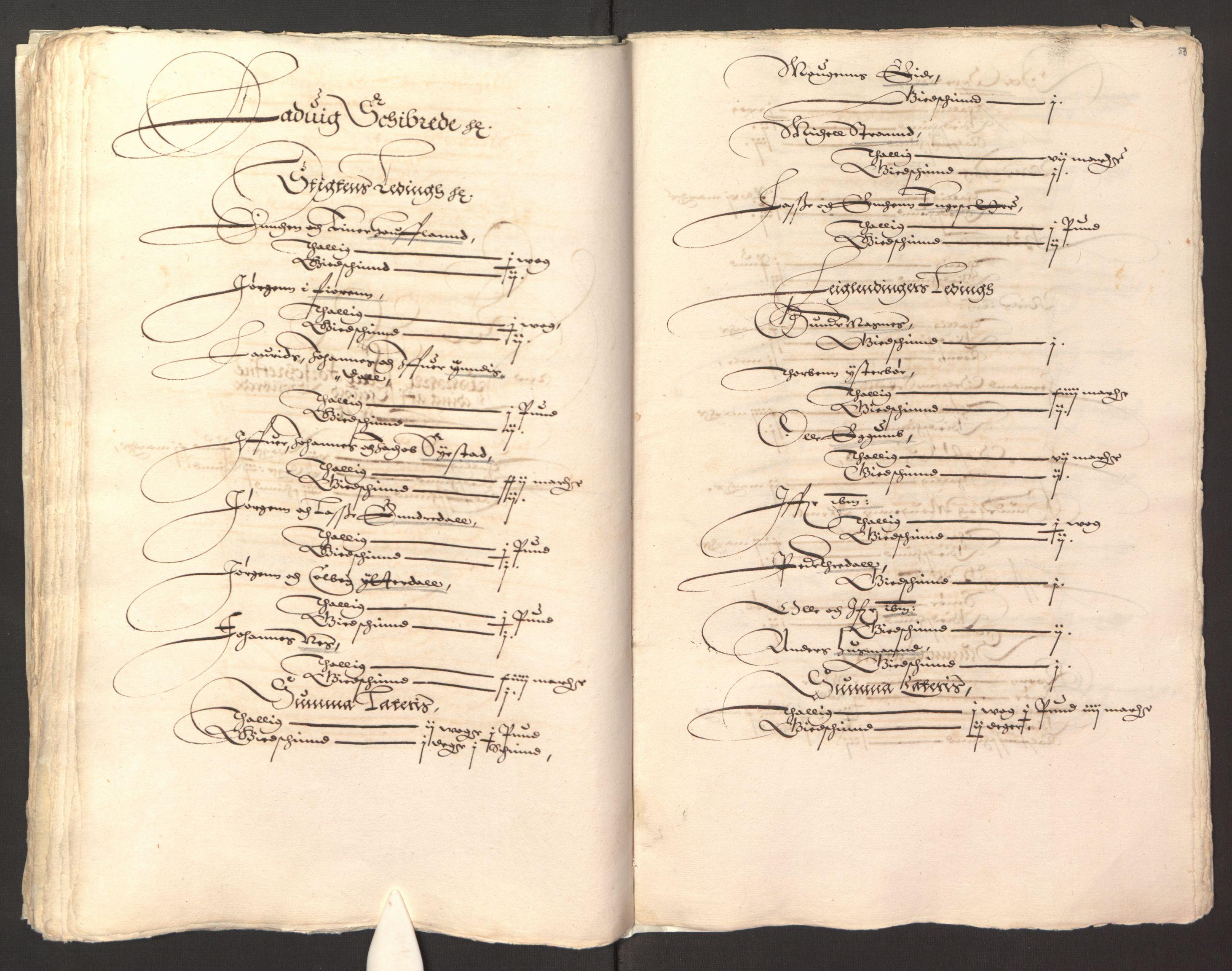 RA, Stattholderembetet 1572-1771, Ek/L0003: Jordebøker til utlikning av garnisonsskatt 1624-1626:, 1624-1625, s. 169