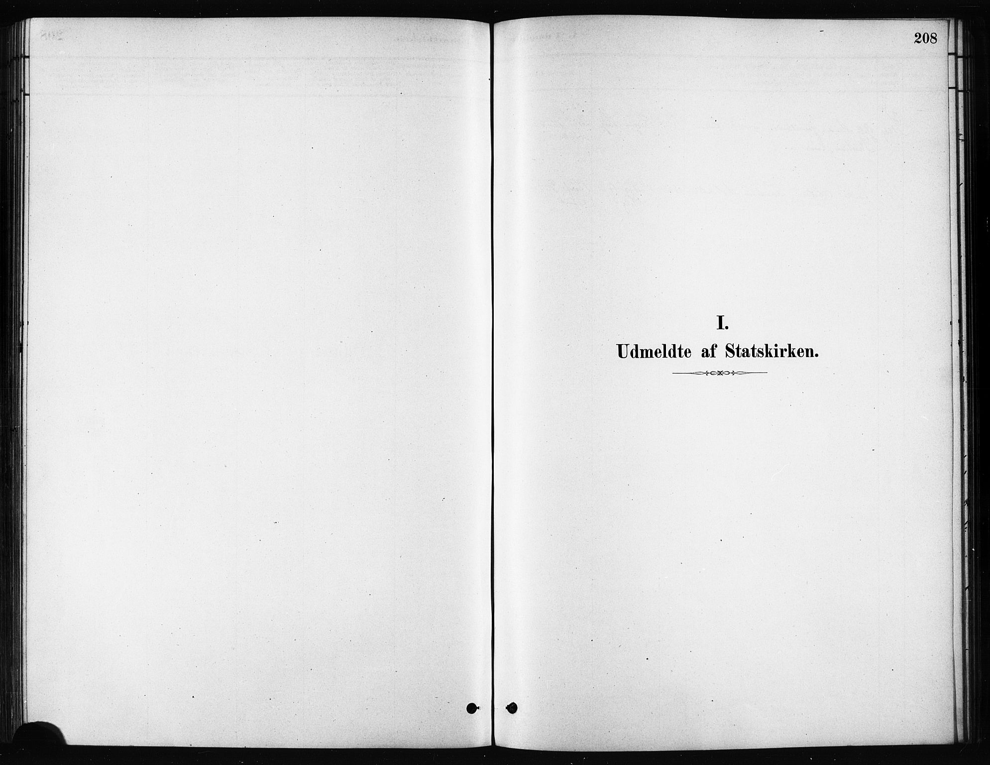SATØ, Karlsøy sokneprestembete, H/Ha/Haa/L0011kirke: Ministerialbok nr. 11, 1879-1892, s. 208