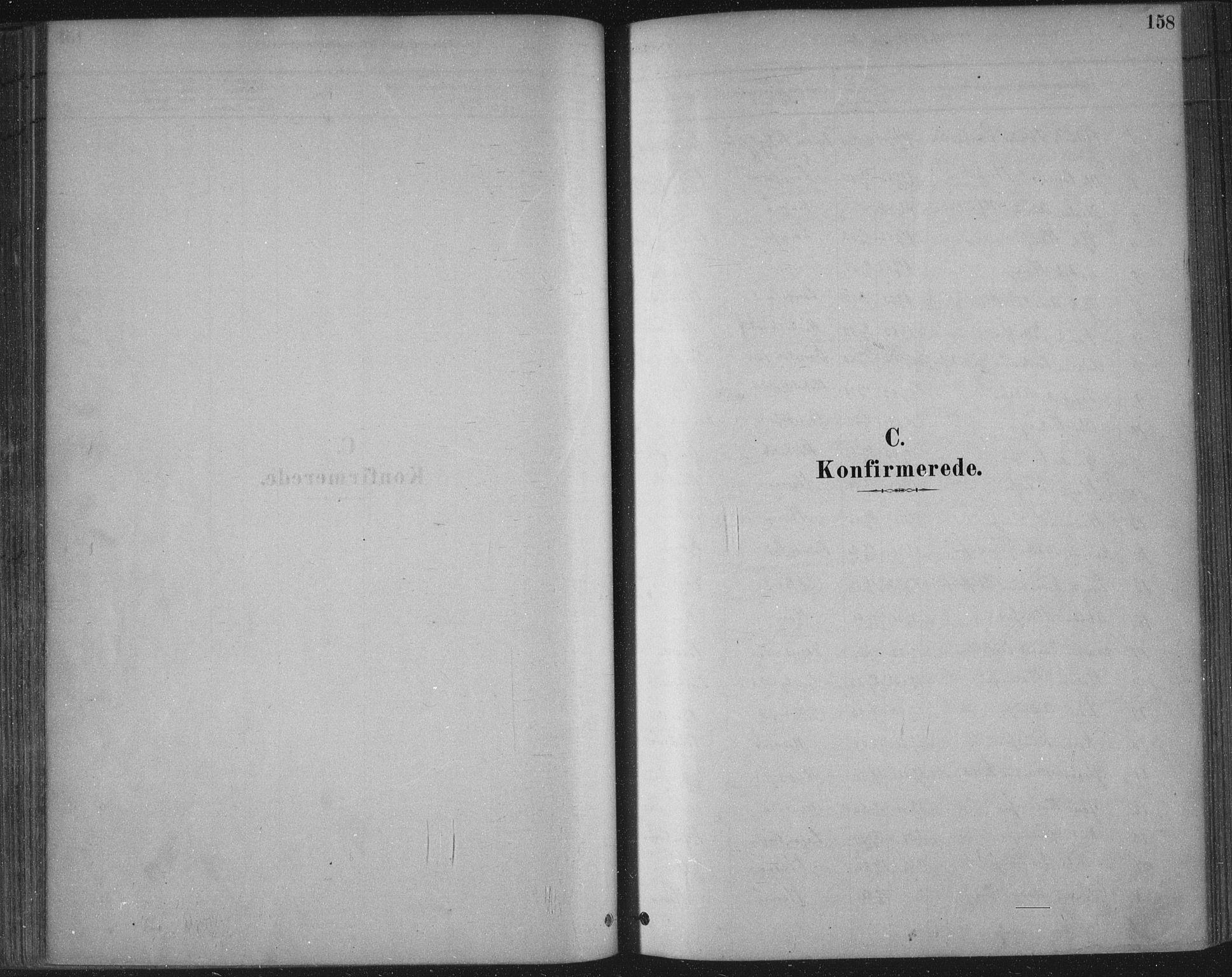 SAKO, Bamble kirkebøker, F/Fa/L0007: Ministerialbok nr. I 7, 1878-1888, s. 158