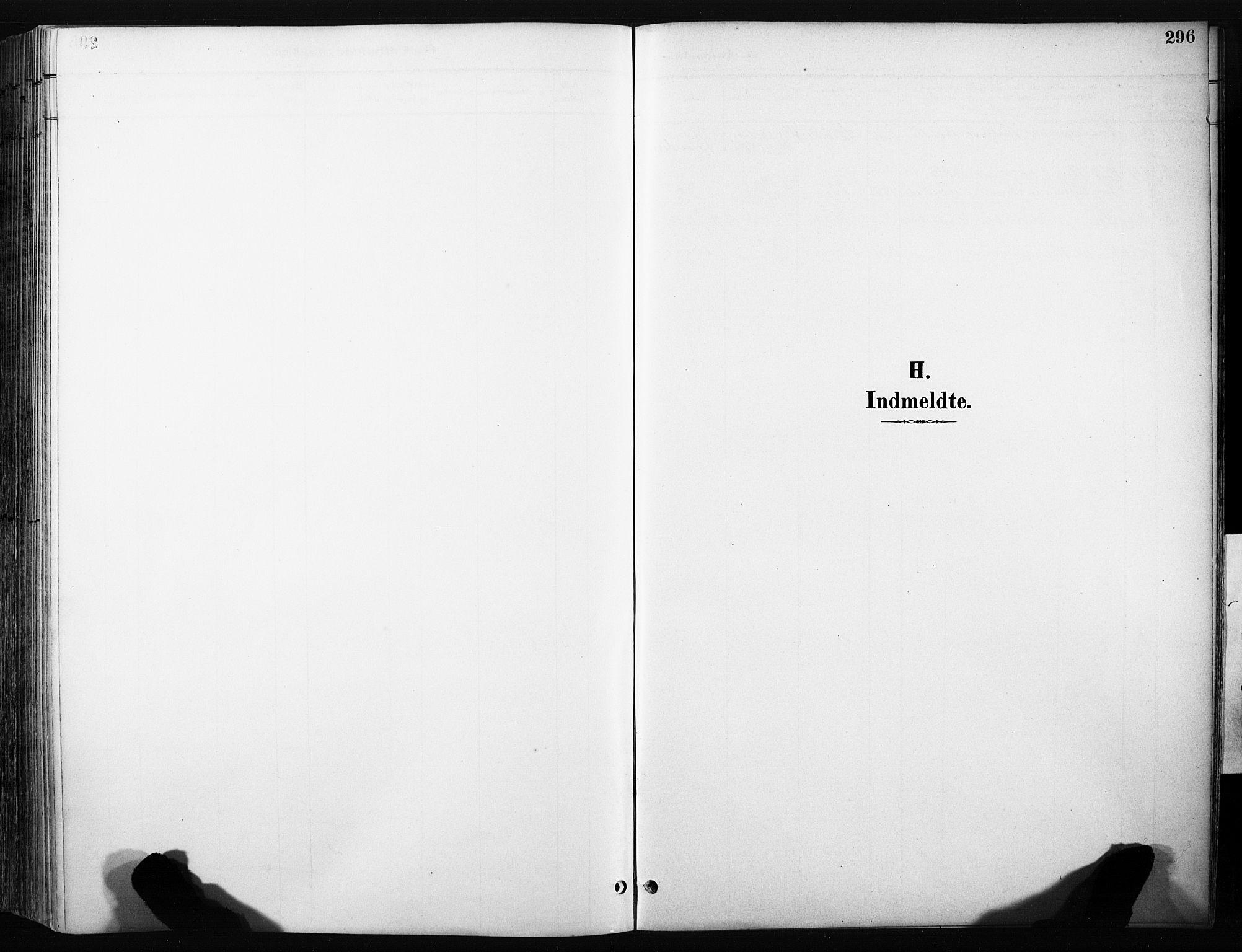 SAH, Skjåk prestekontor, Klokkerbok nr. 3, 1893-1932, s. 296