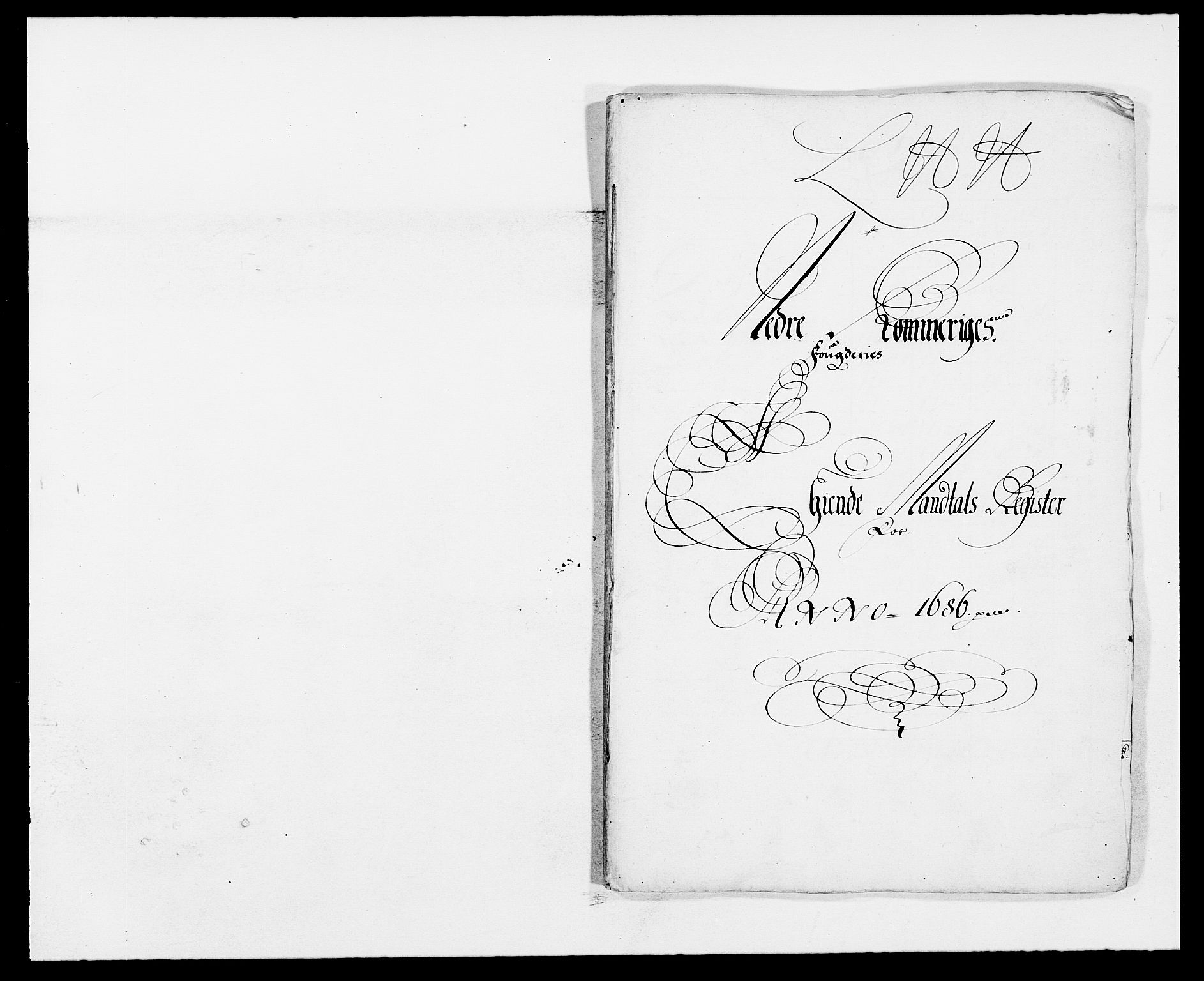 RA, Rentekammeret inntil 1814, Reviderte regnskaper, Fogderegnskap, R11/L0572: Fogderegnskap Nedre Romerike, 1686-1687, s. 30