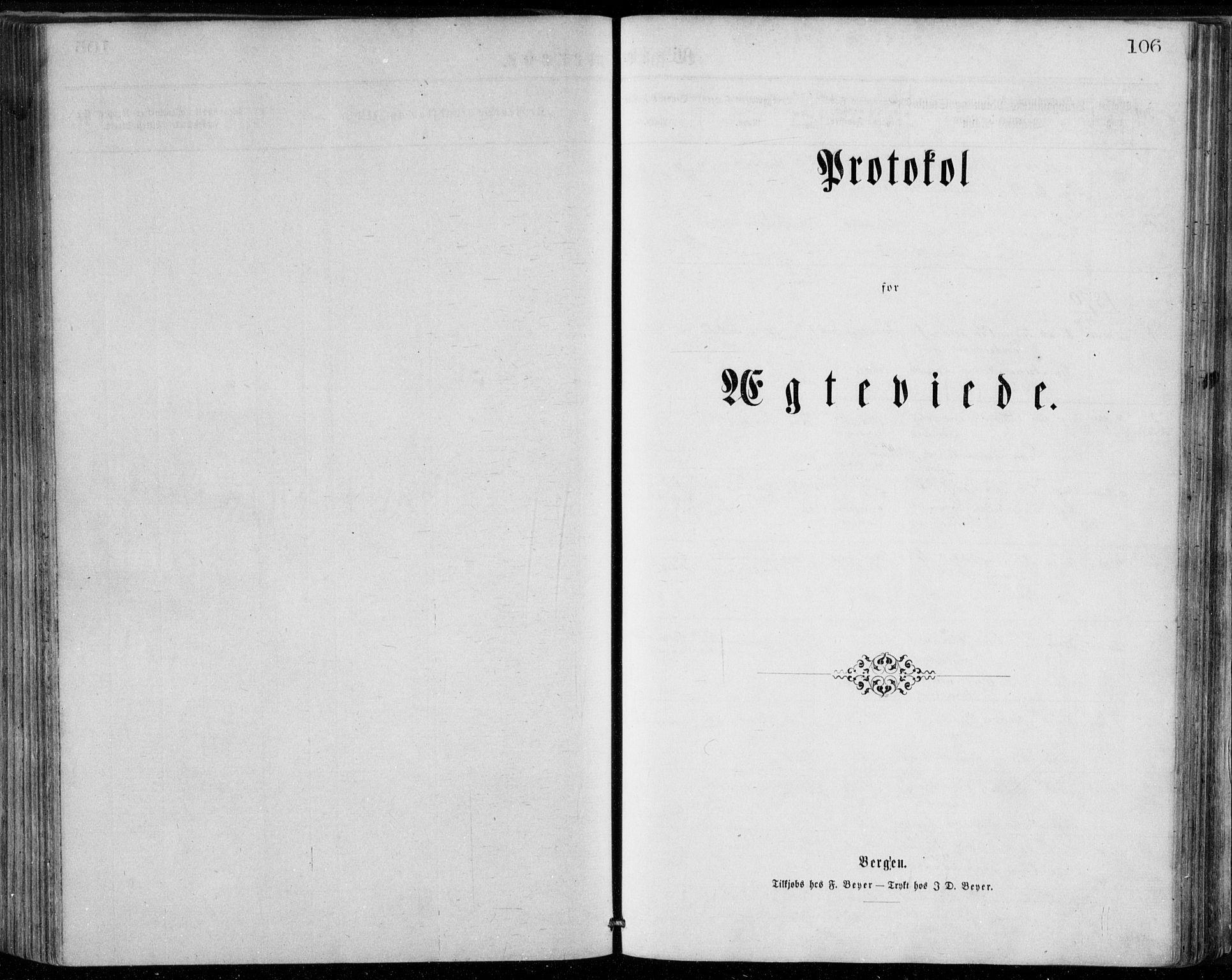 SAB, Herdla Sokneprestembete, H/Haa: Ministerialbok nr. A 2, 1869-1877, s. 106