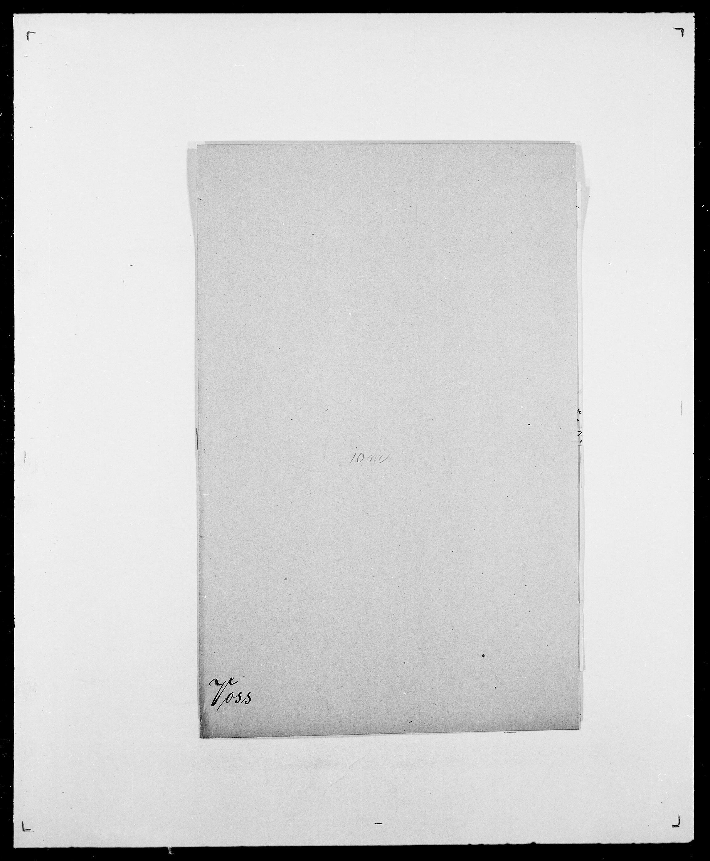 SAO, Delgobe, Charles Antoine - samling, D/Da/L0042: Vilain - Wulf, Wulff, se også Wolf, s. 699