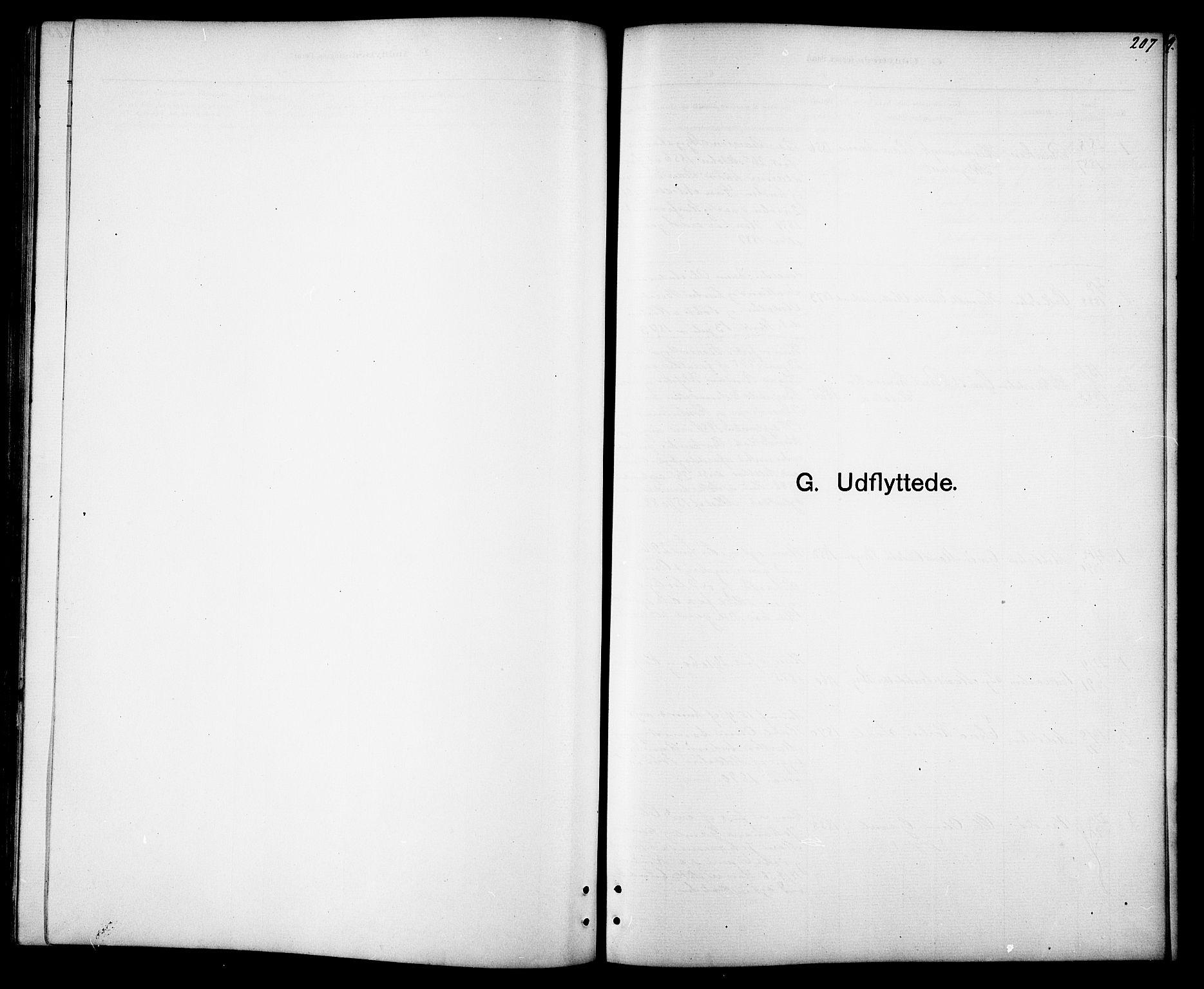 SAT, Ministerialprotokoller, klokkerbøker og fødselsregistre - Sør-Trøndelag, 694/L1132: Klokkerbok nr. 694C04, 1887-1914, s. 207