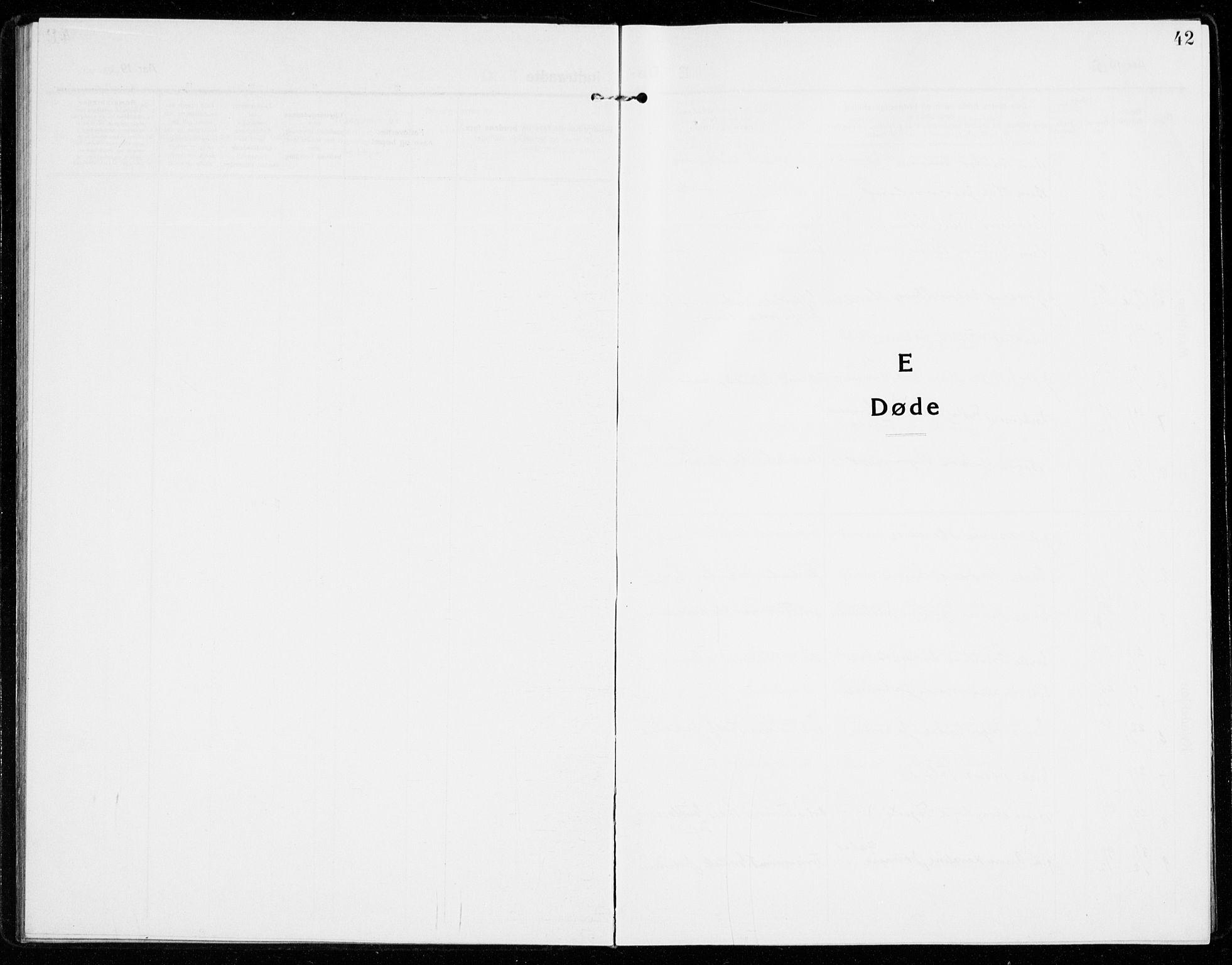 SAKO, Sandar kirkebøker, F/Fa/L0020: Ministerialbok nr. 20, 1915-1919, s. 42