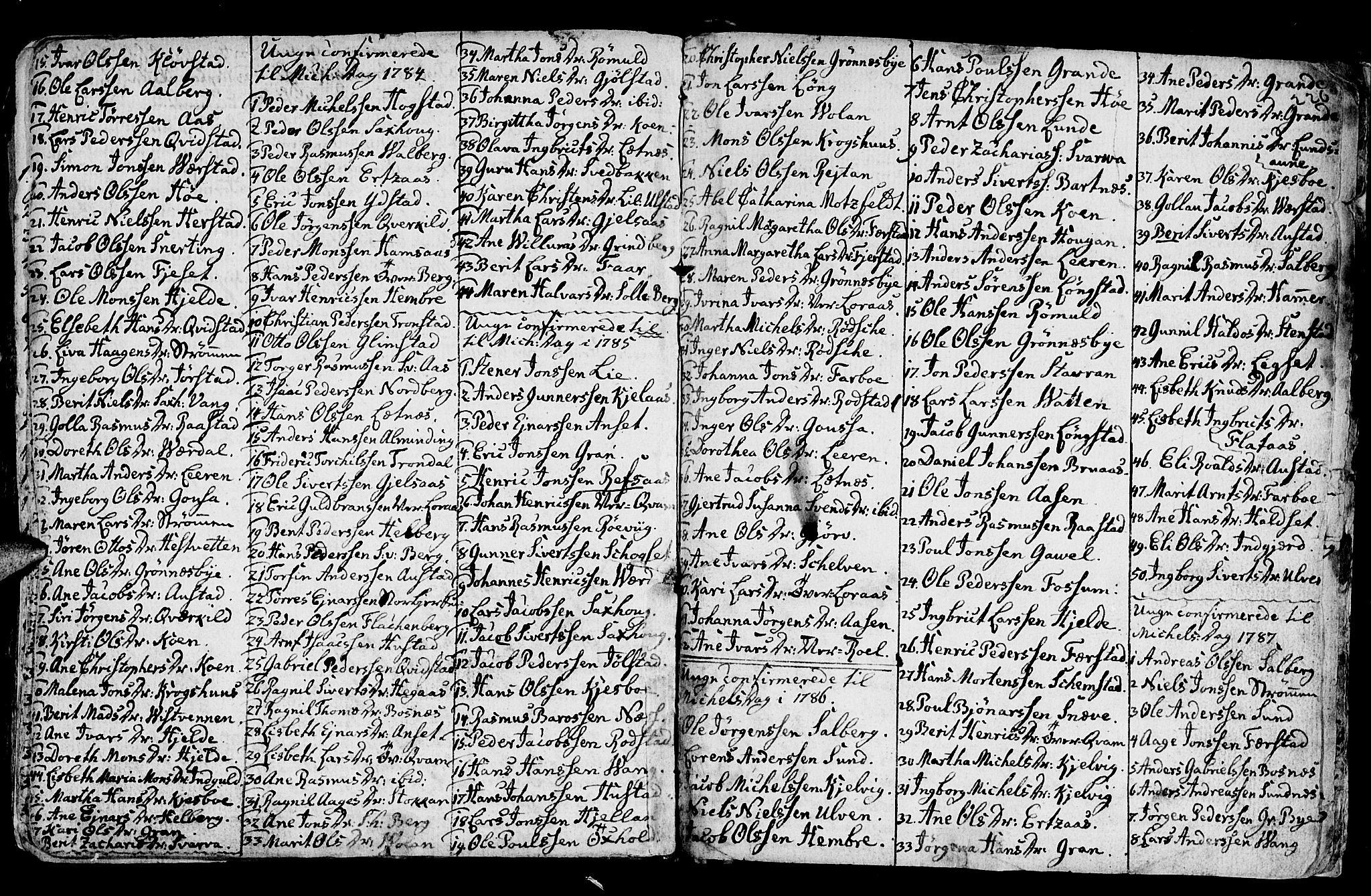 SAT, Ministerialprotokoller, klokkerbøker og fødselsregistre - Nord-Trøndelag, 730/L0273: Ministerialbok nr. 730A02, 1762-1802, s. 226