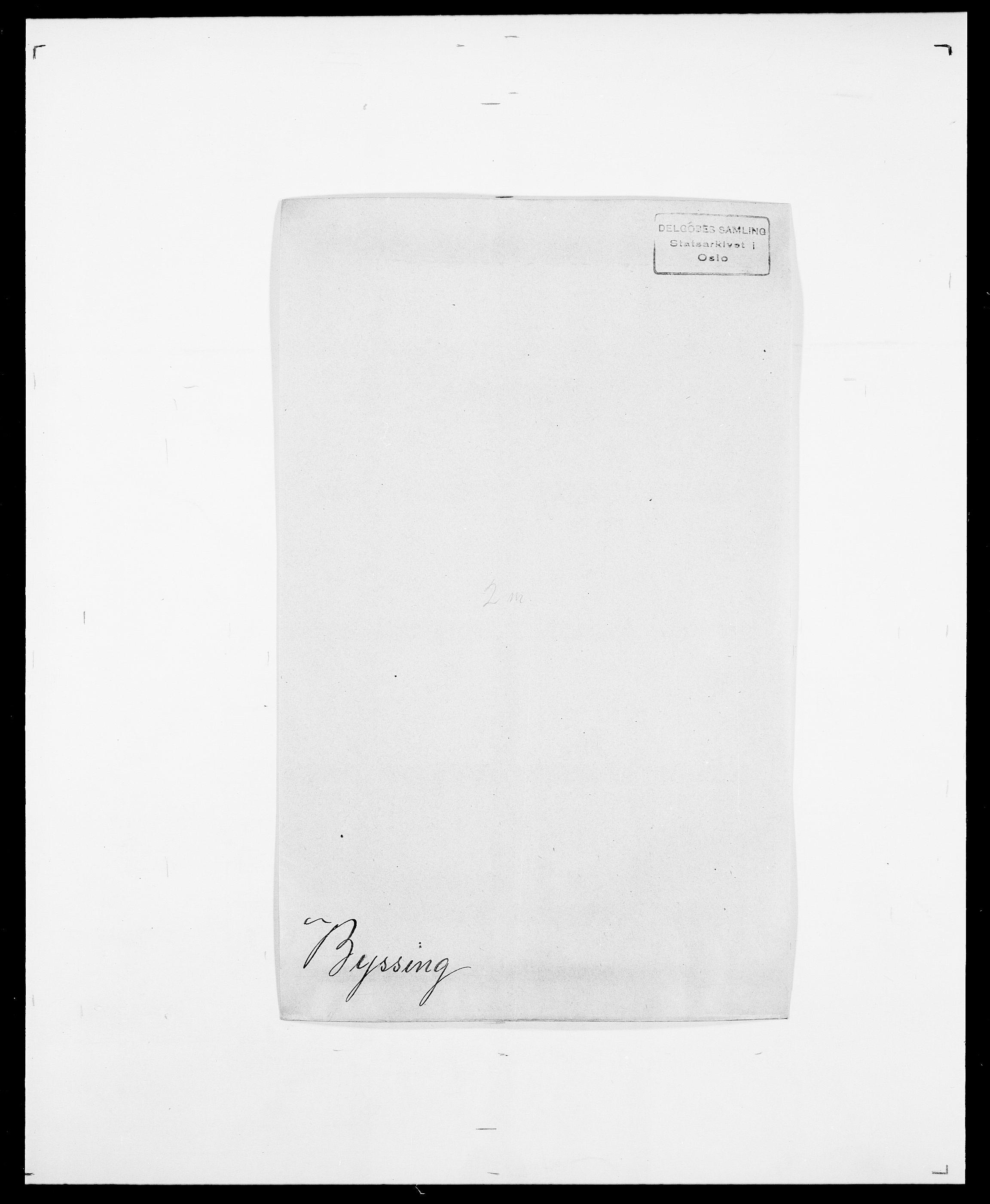 SAO, Delgobe, Charles Antoine - samling, D/Da/L0007: Buaas - Caphengst, s. 539