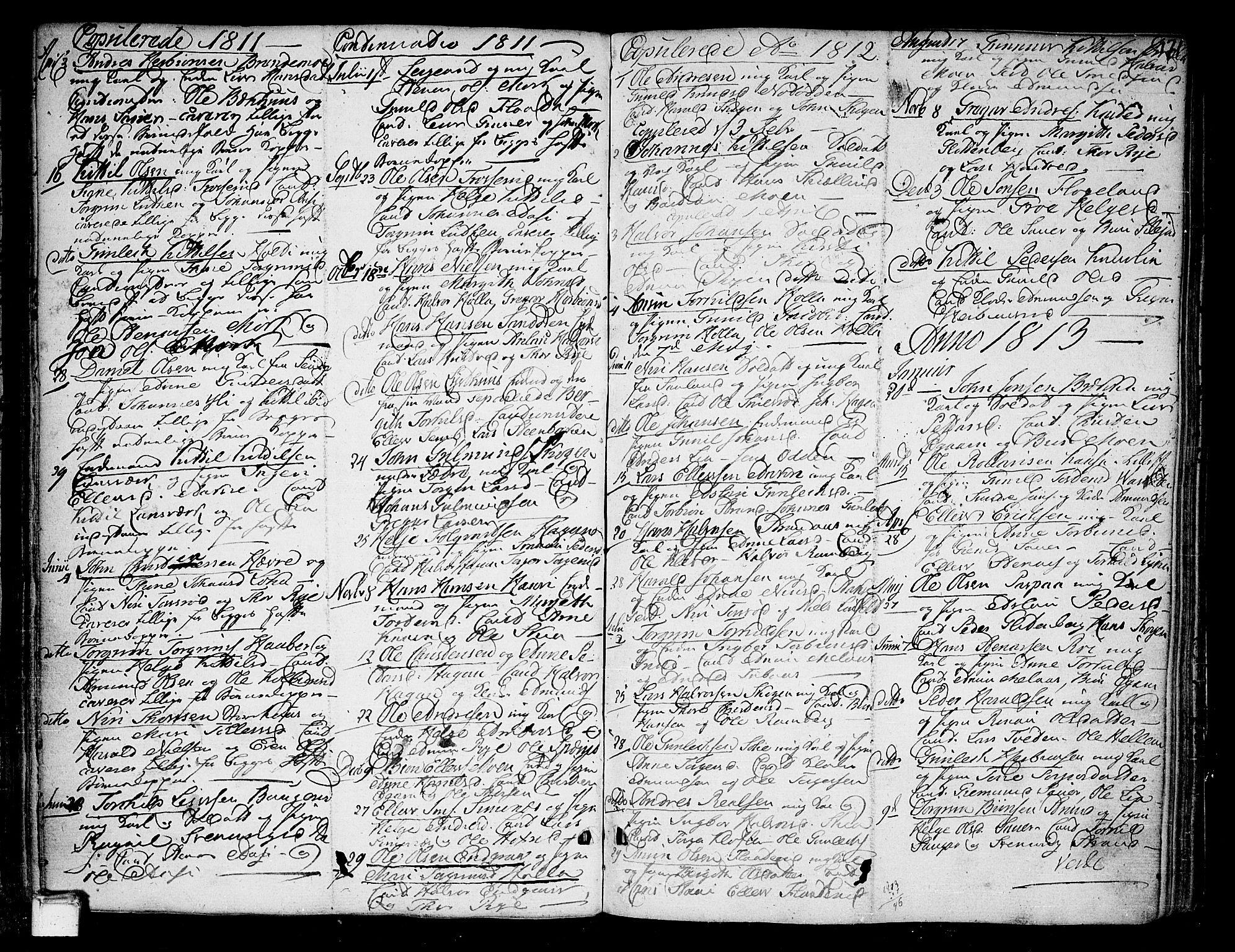 SAKO, Heddal kirkebøker, F/Fa/L0004: Ministerialbok nr. I 4, 1784-1814, s. 171