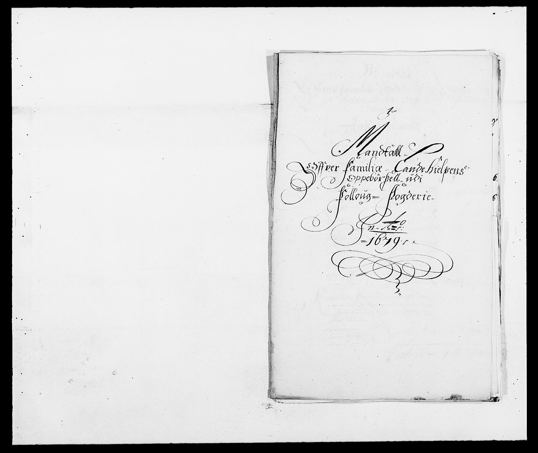 RA, Rentekammeret inntil 1814, Reviderte regnskaper, Fogderegnskap, R09/L0428: Fogderegnskap Follo, 1679, s. 243