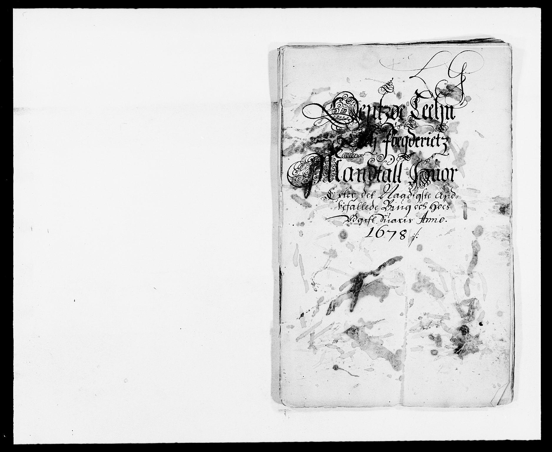 RA, Rentekammeret inntil 1814, Reviderte regnskaper, Fogderegnskap, R03/L0109: Fogderegnskap Onsøy, Tune, Veme og Åbygge fogderi, 1678, s. 159