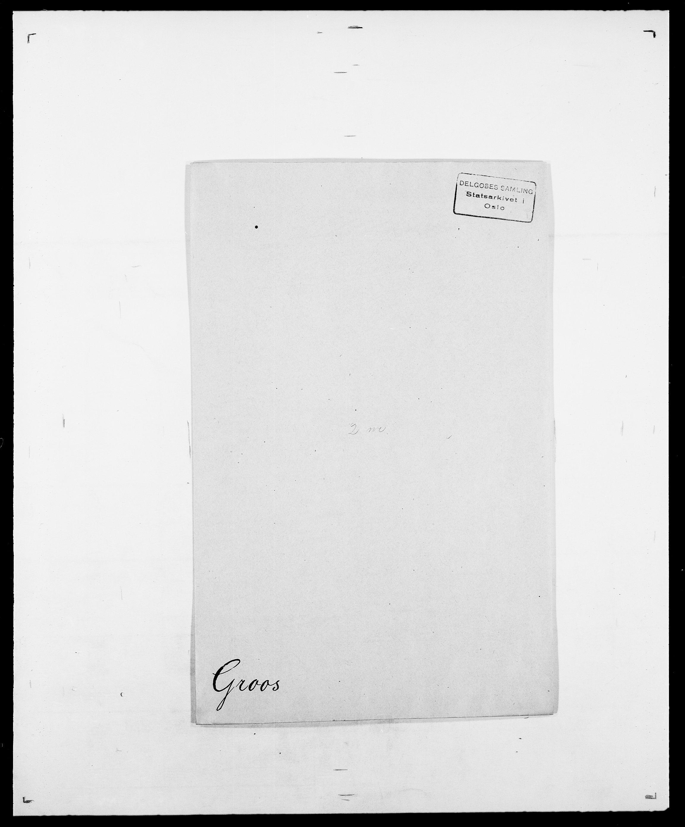 SAO, Delgobe, Charles Antoine - samling, D/Da/L0015: Grodtshilling - Halvorsæth, s. 12