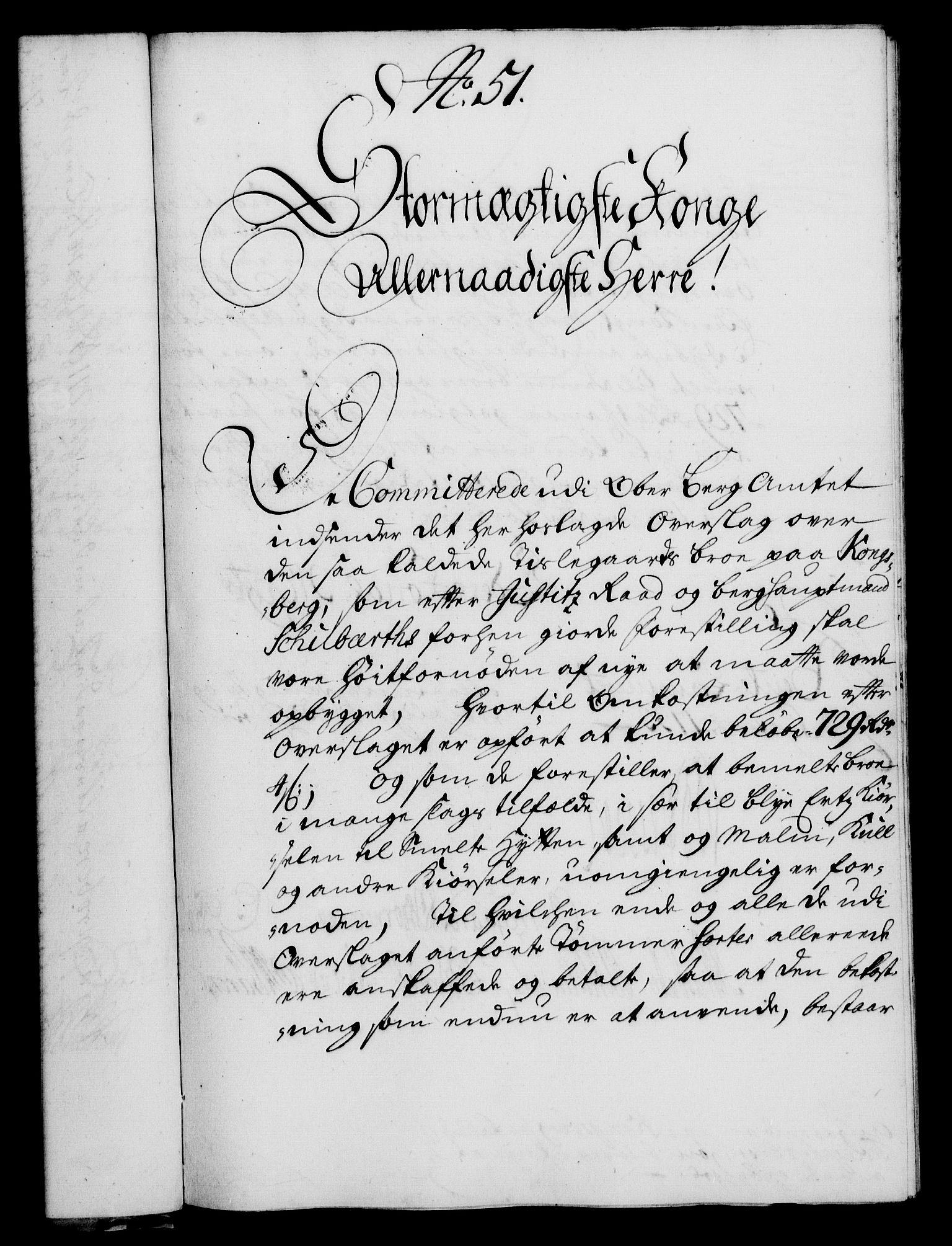 RA, Rentekammeret, Kammerkanselliet, G/Gf/Gfa/L0016: Norsk relasjons- og resolusjonsprotokoll (merket RK 52.16), 1733, s. 313