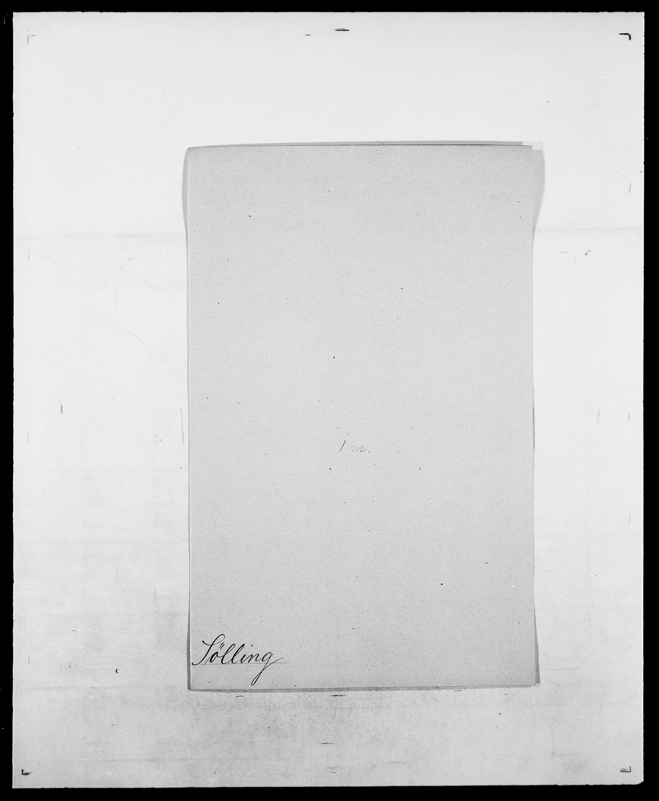 SAO, Delgobe, Charles Antoine - samling, D/Da/L0038: Svanenskjold - Thornsohn, s. 174