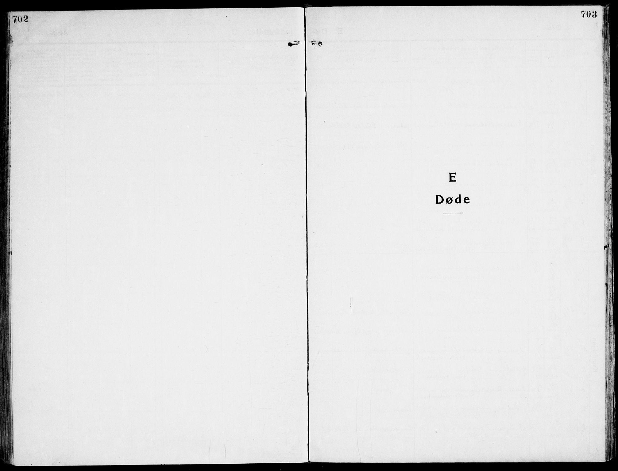 SAT, Ministerialprotokoller, klokkerbøker og fødselsregistre - Sør-Trøndelag, 607/L0321: Ministerialbok nr. 607A05, 1916-1935, s. 702-703