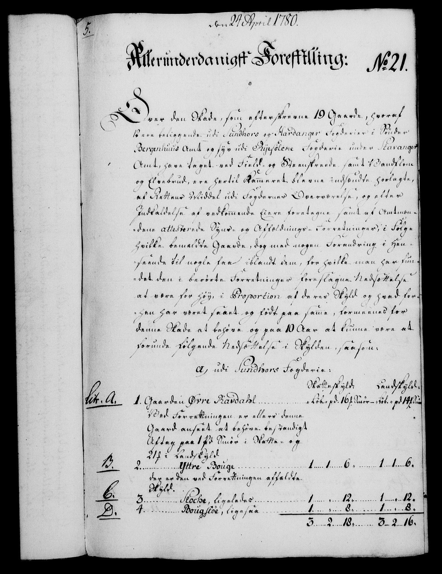 RA, Rentekammeret, Kammerkanselliet, G/Gf/Gfa/L0062: Norsk relasjons- og resolusjonsprotokoll (merket RK 52.62), 1780, s. 163