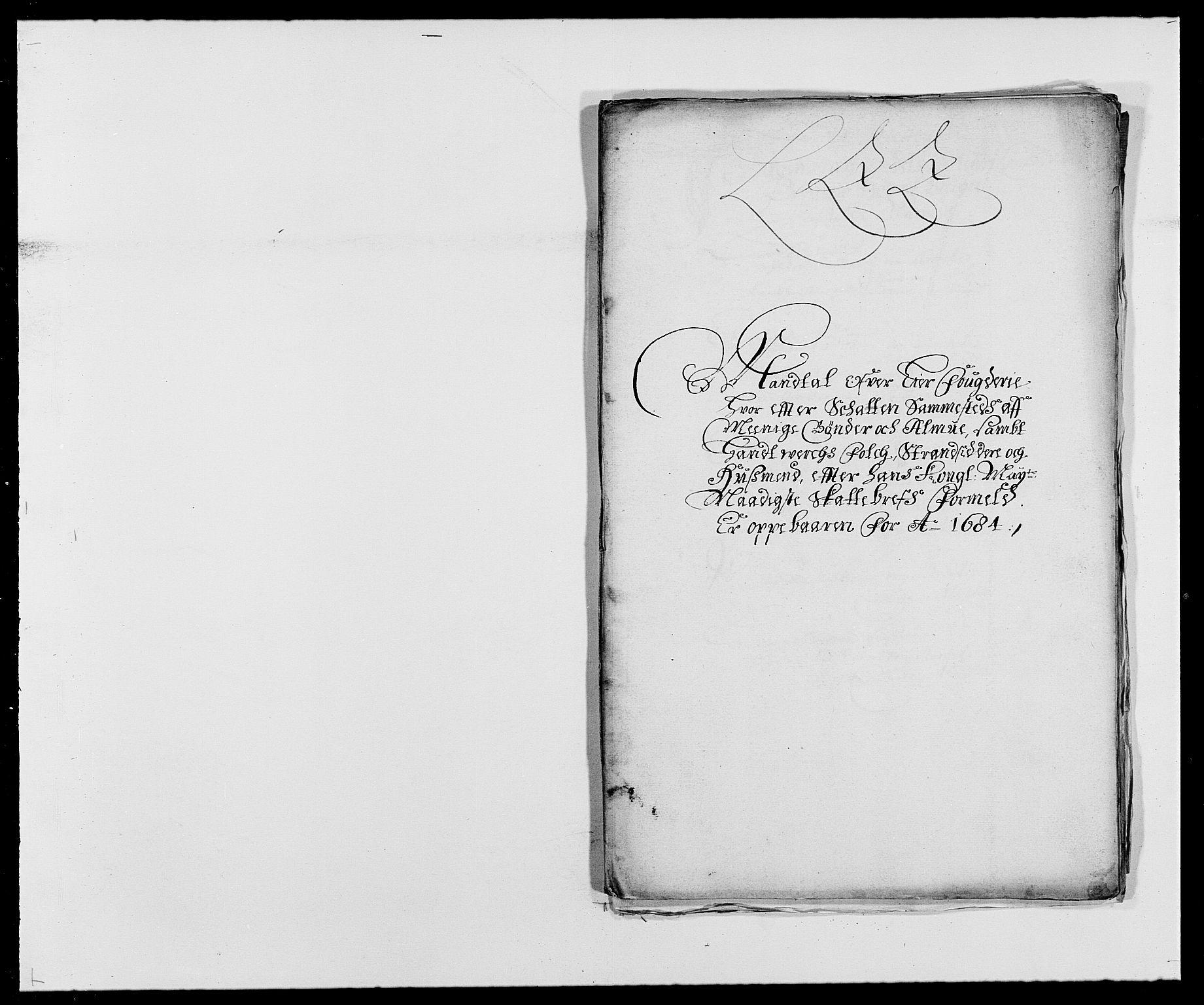 RA, Rentekammeret inntil 1814, Reviderte regnskaper, Fogderegnskap, R27/L1687: Fogderegnskap Lier, 1678-1686, s. 85