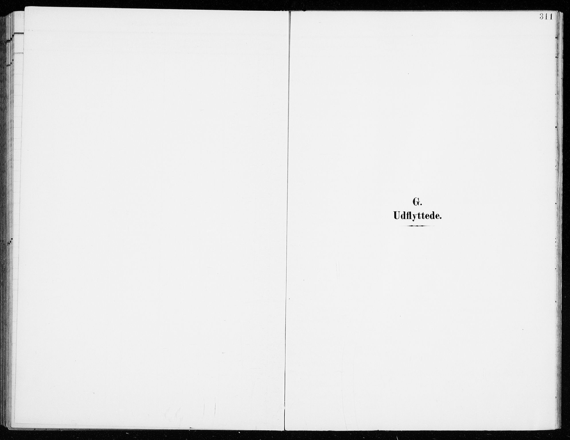 SAH, Fåberg prestekontor, Ministerialbok nr. 11, 1899-1913, s. 311