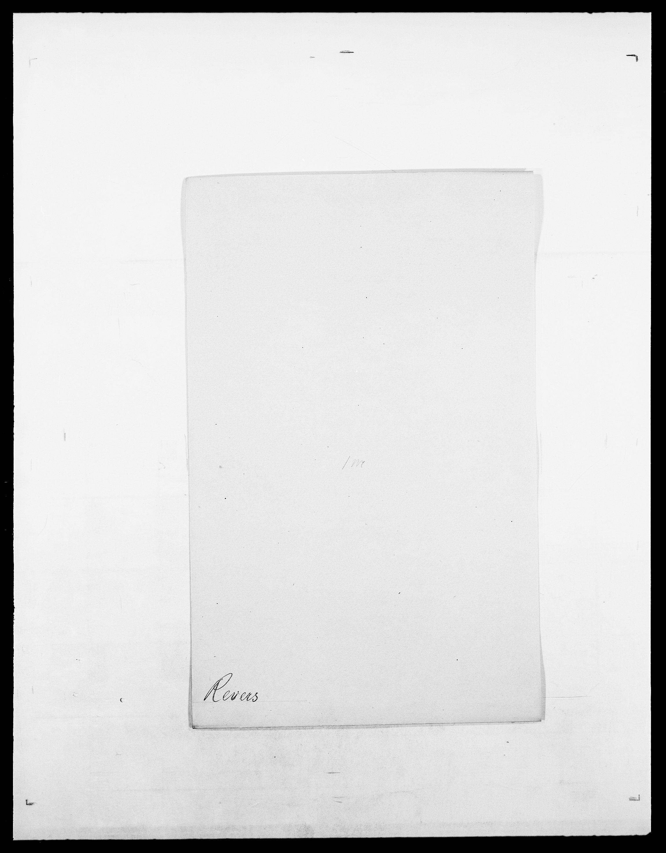 SAO, Delgobe, Charles Antoine - samling, D/Da/L0032: Rabakovsky - Rivertz, s. 491