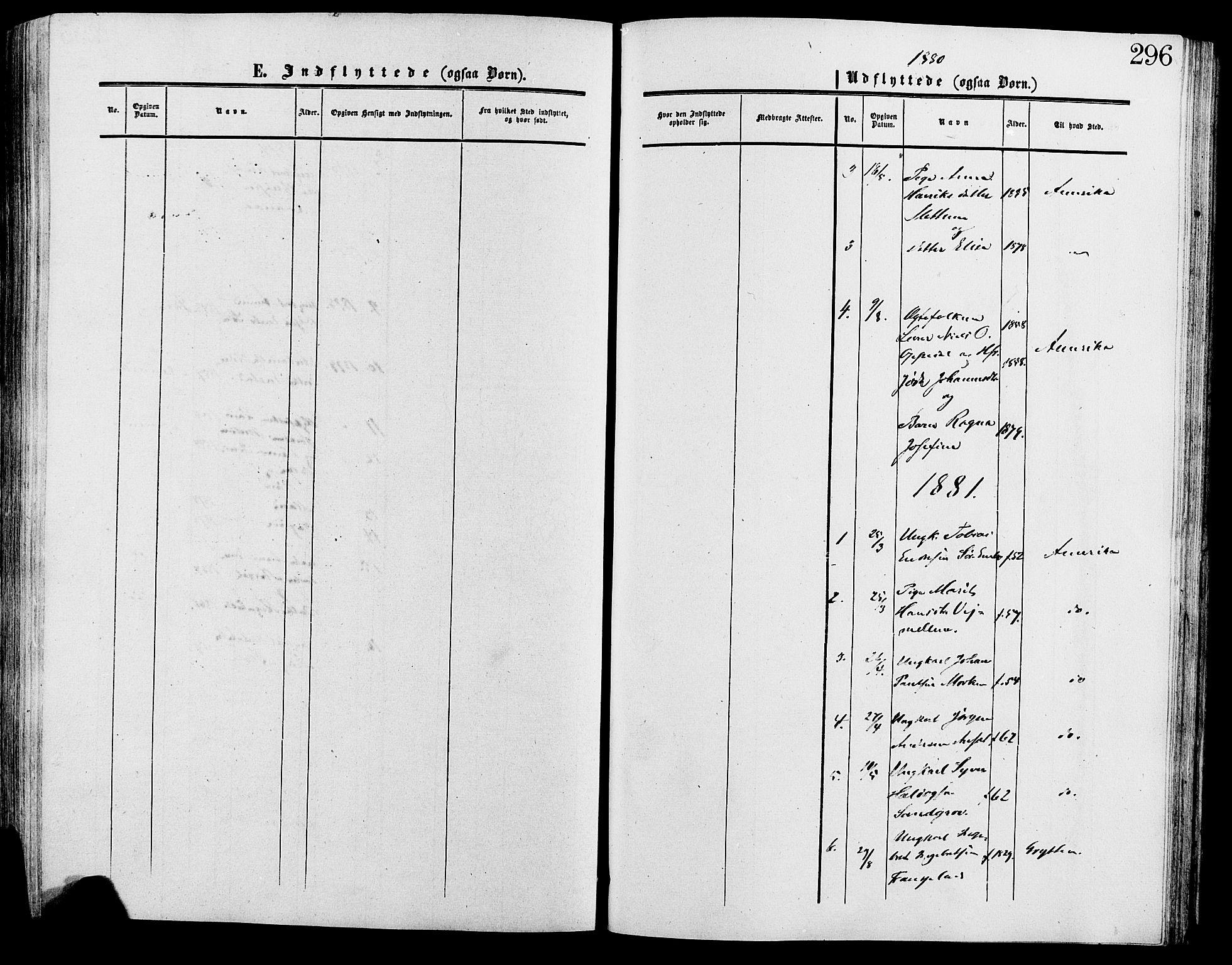 SAH, Lesja prestekontor, Ministerialbok nr. 9, 1854-1889, s. 296