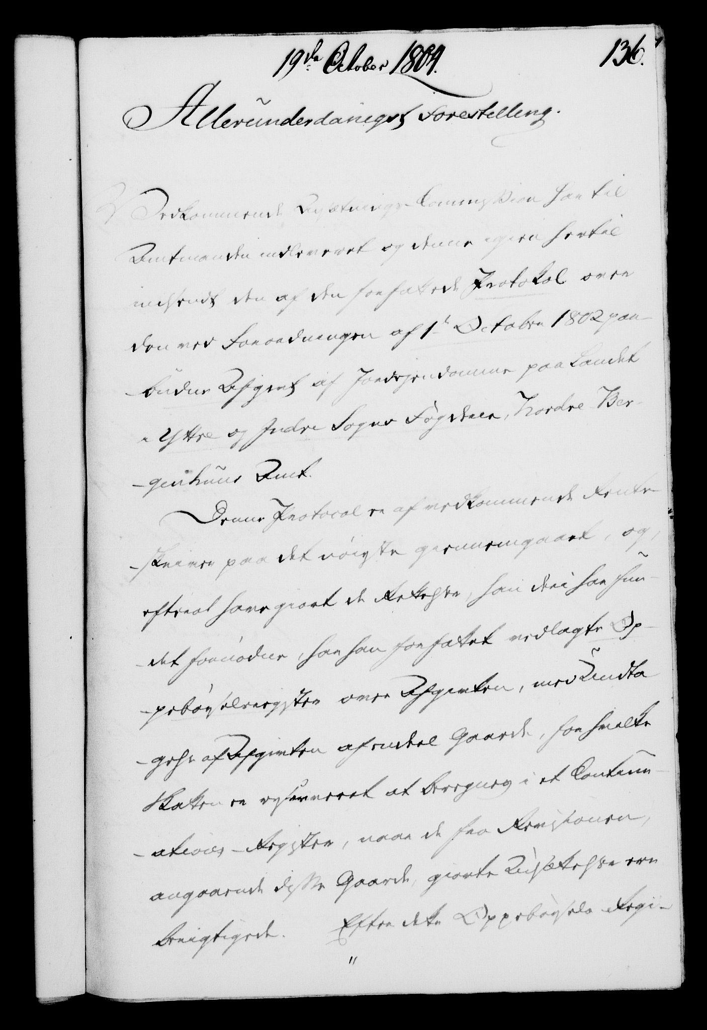 RA, Rentekammeret, Kammerkanselliet, G/Gf/Gfa/L0086: Norsk relasjons- og resolusjonsprotokoll (merket RK 52.86), 1804, s. 765
