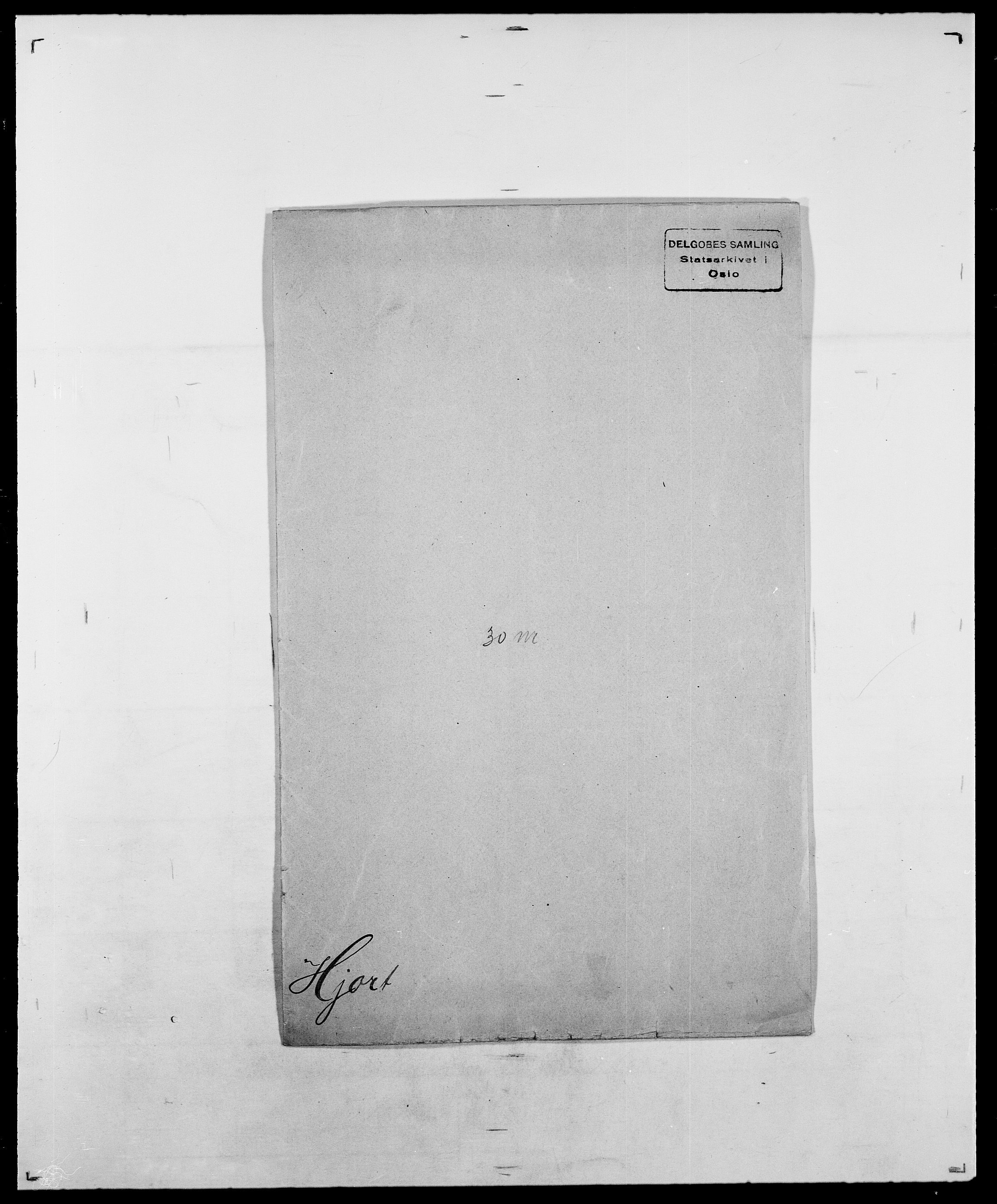 SAO, Delgobe, Charles Antoine - samling, D/Da/L0017: Helander - Hjørne, s. 566