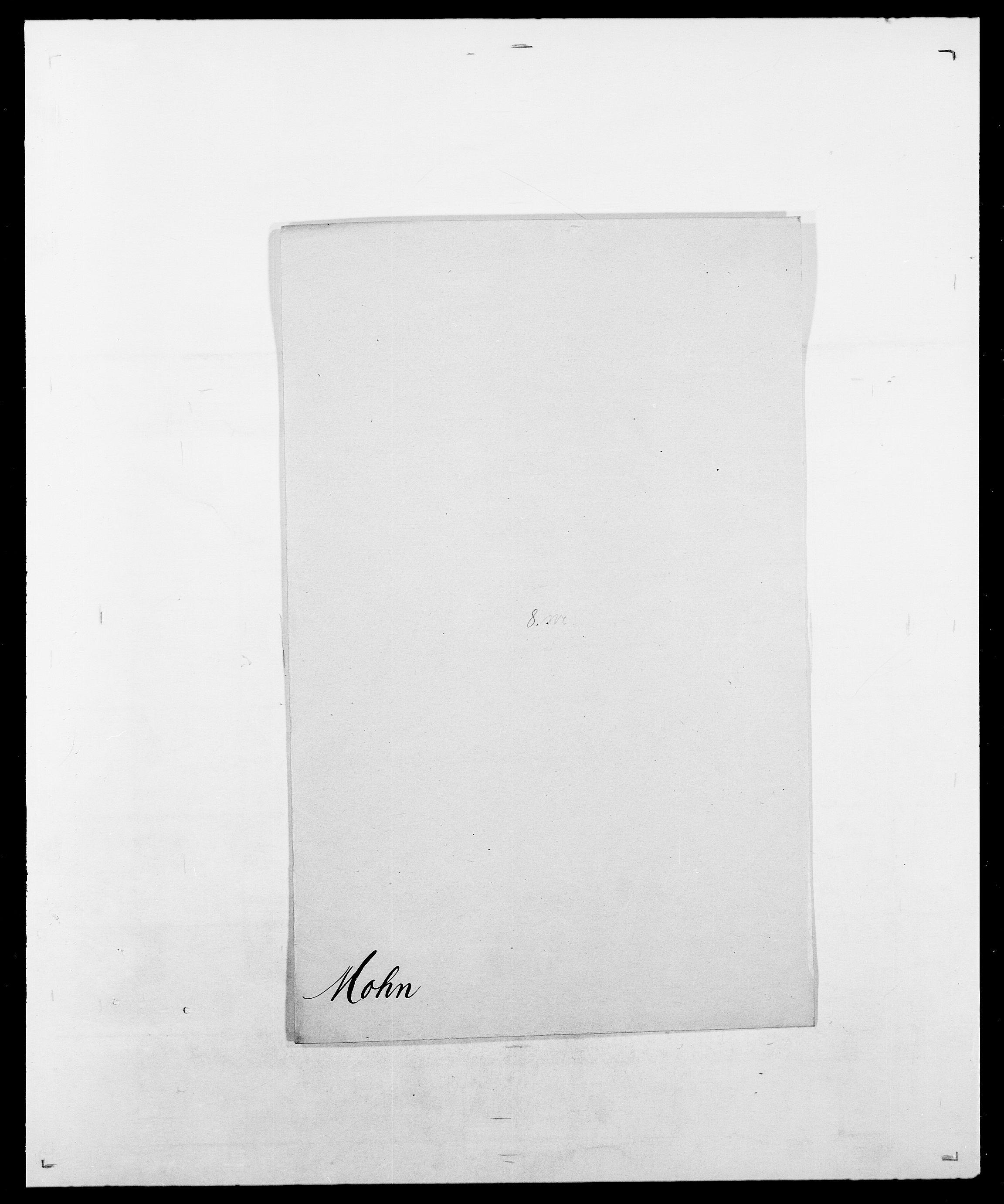 SAO, Delgobe, Charles Antoine - samling, D/Da/L0026: Mechelby - Montoppidan, s. 680