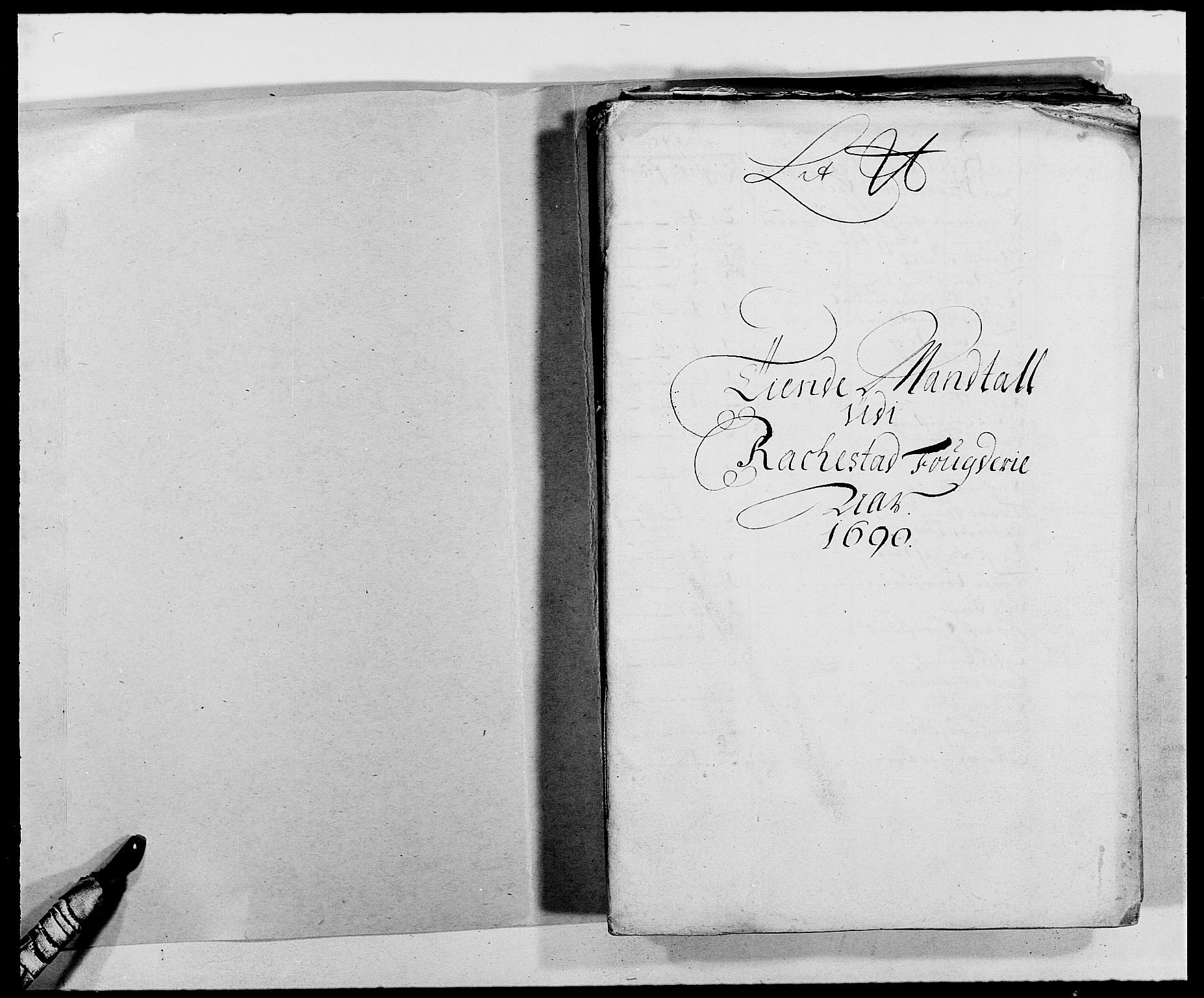 RA, Rentekammeret inntil 1814, Reviderte regnskaper, Fogderegnskap, R05/L0277: Fogderegnskap Rakkestad, 1689-1690, s. 156