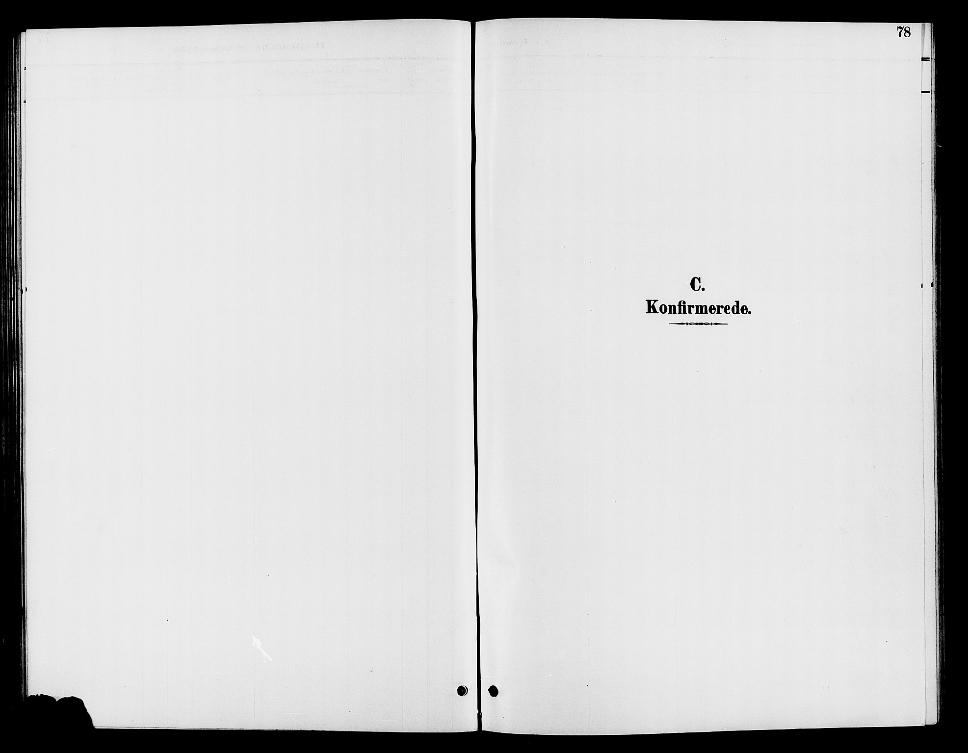 SAH, Vardal prestekontor, H/Ha/Hab/L0009: Klokkerbok nr. 9, 1894-1902, s. 78
