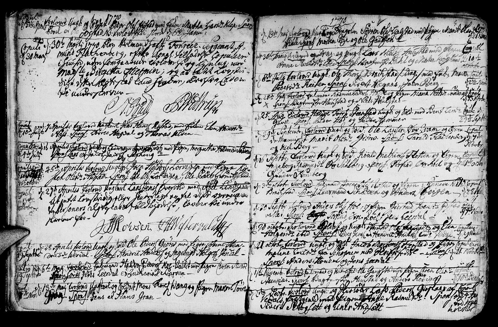 SAT, Ministerialprotokoller, klokkerbøker og fødselsregistre - Nord-Trøndelag, 730/L0273: Ministerialbok nr. 730A02, 1762-1802, s. 6