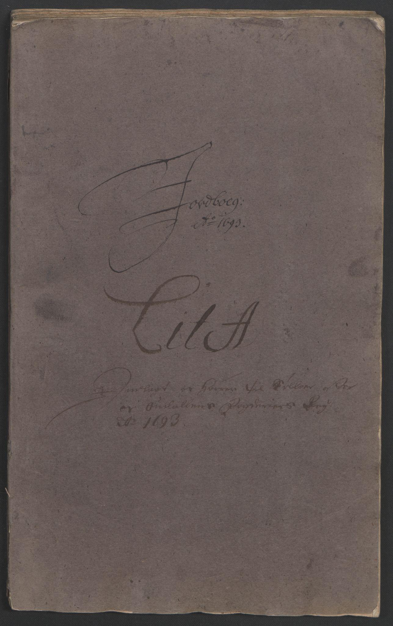 RA, Rentekammeret inntil 1814, Reviderte regnskaper, Fogderegnskap, R13/L0831: Fogderegnskap Solør, Odal og Østerdal, 1693, s. 30