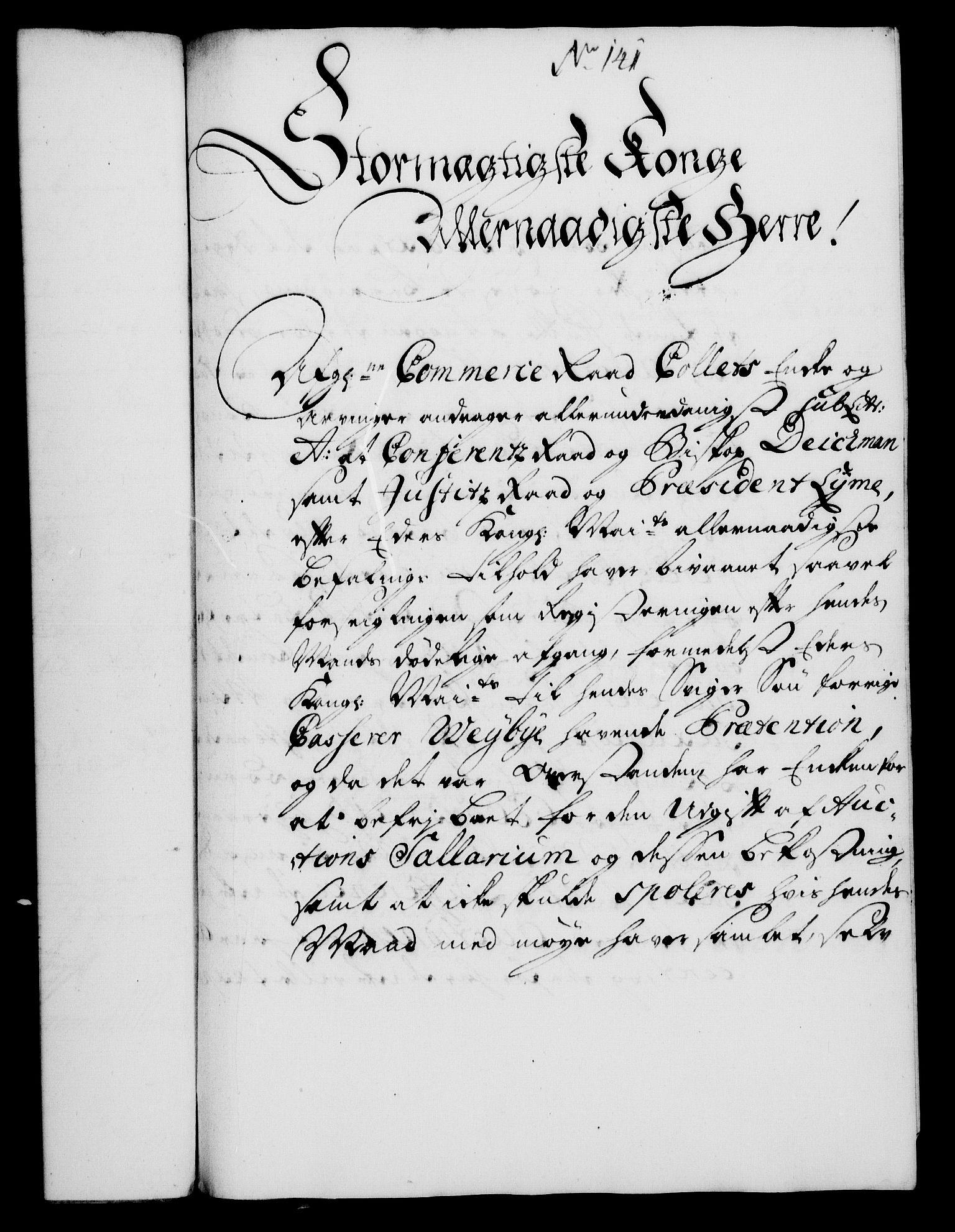 RA, Rentekammeret, Kammerkanselliet, G/Gf/Gfa/L0010: Norsk relasjons- og resolusjonsprotokoll (merket RK 52.10), 1727, s. 1017
