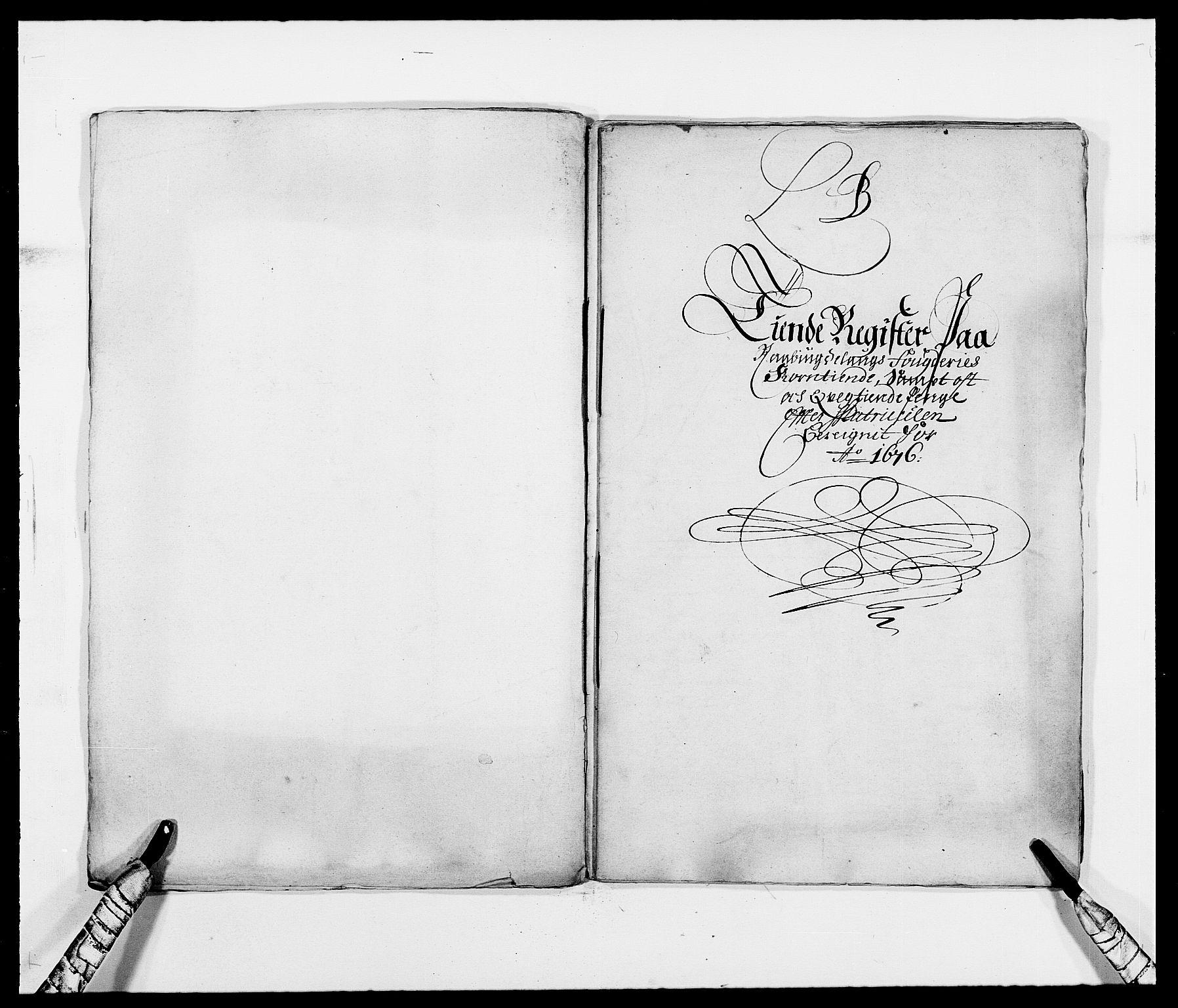 RA, Rentekammeret inntil 1814, Reviderte regnskaper, Fogderegnskap, R40/L2434: Fogderegnskap Råbyggelag, 1675-1676, s. 274