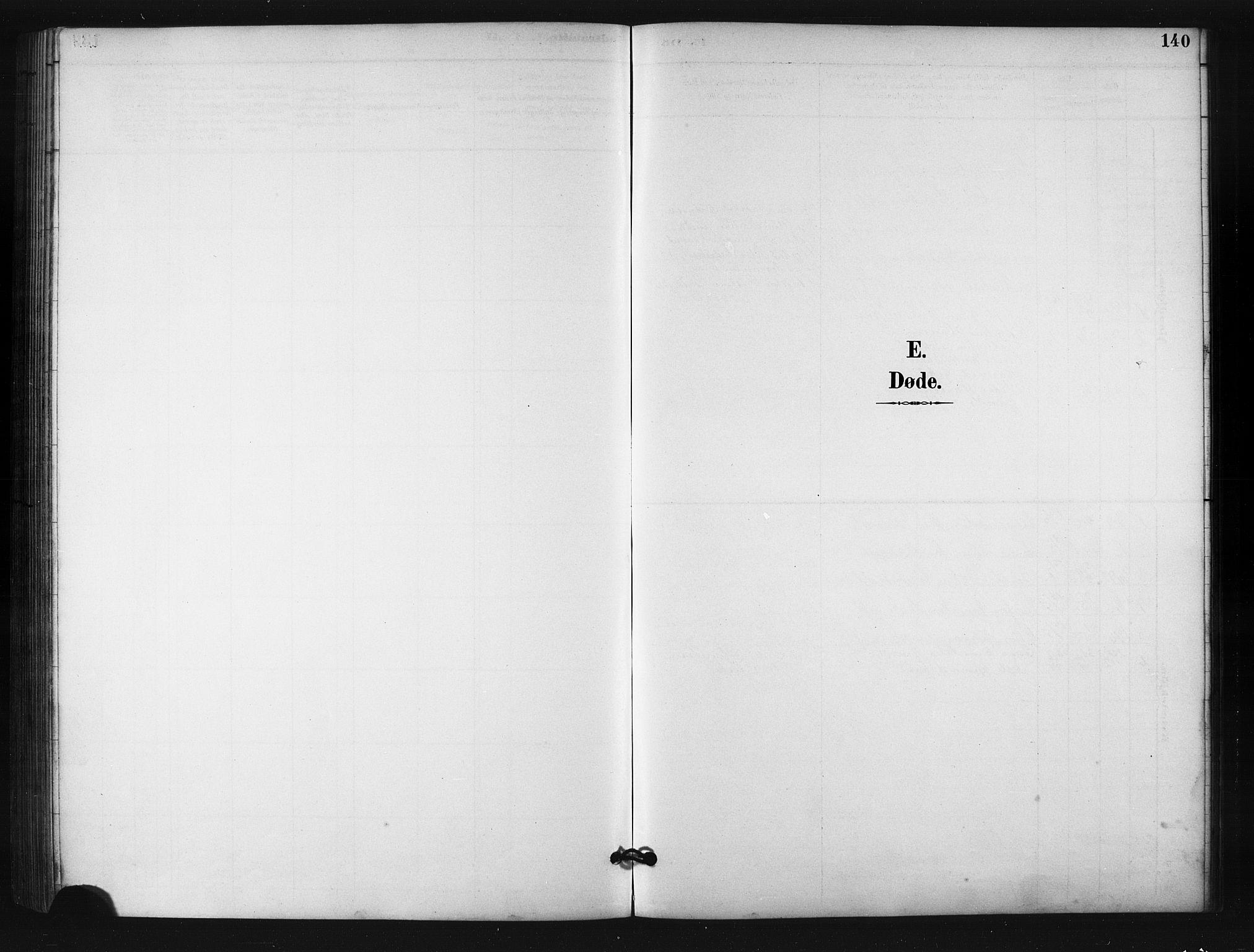 SATØ, Salangen sokneprestembete, H/Ha/L0001klokker: Klokkerbok nr. 1, 1893-1910, s. 140