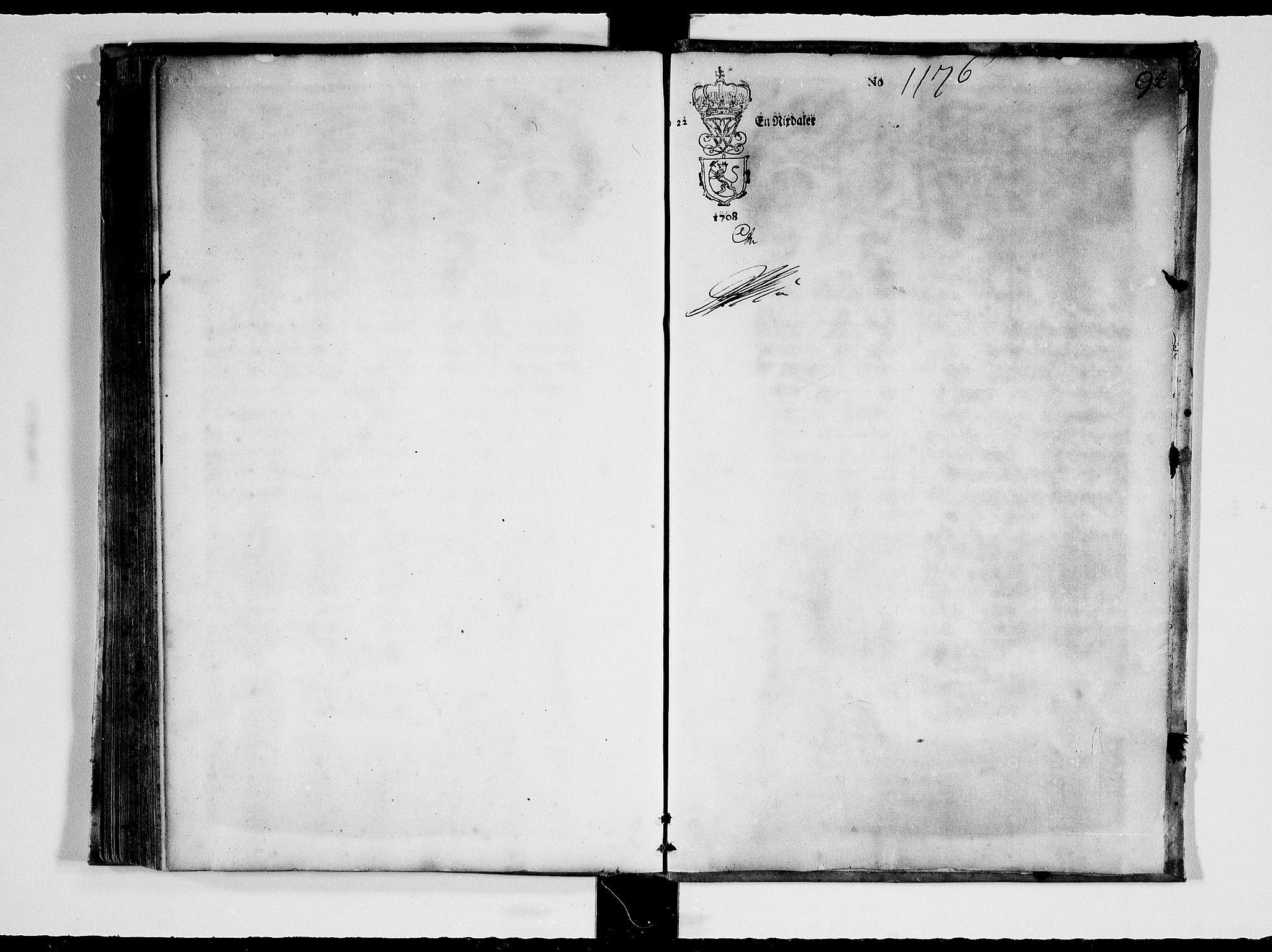 SAH, Sorenskriverier i Gudbrandsdalen, G/Gb/Gbb/L0028: Tingbok - Sør-Gudbrandsdal, 1708-1709
