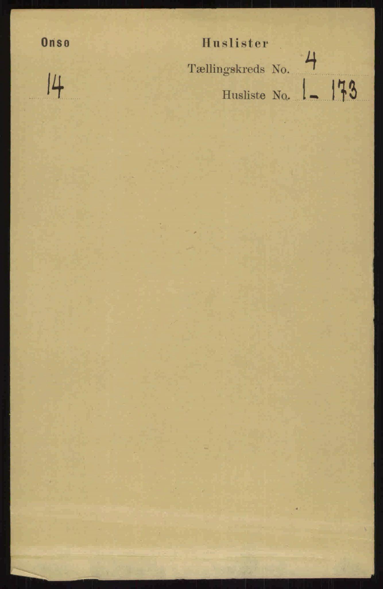RA, Folketelling 1891 for 0134 Onsøy herred, 1891, s. 2377