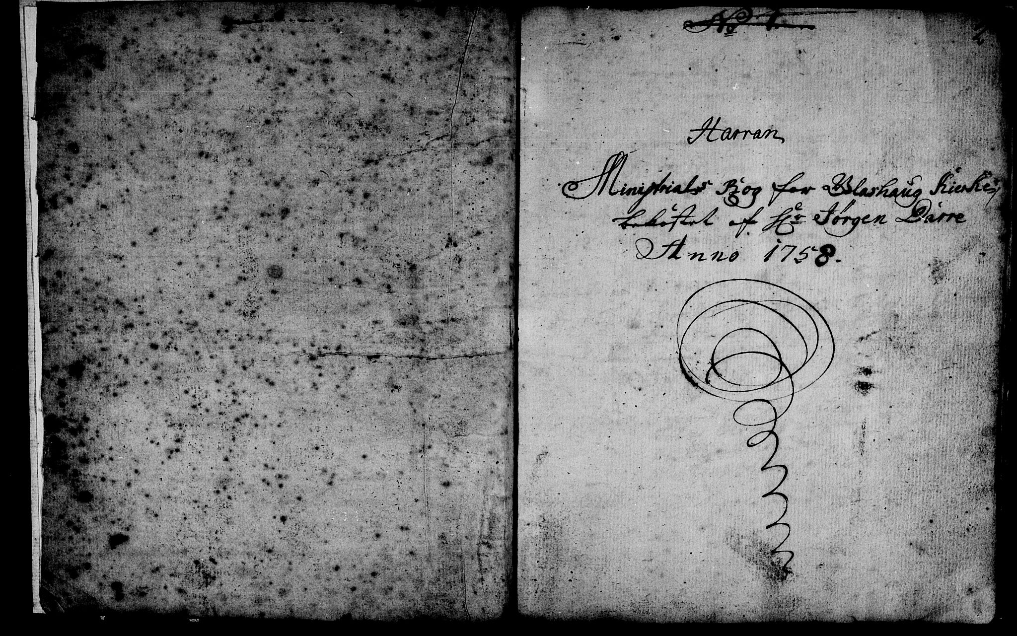 SAT, Ministerialprotokoller, klokkerbøker og fødselsregistre - Nord-Trøndelag, 759/L0526: Ministerialbok nr. 759A02, 1758-1765, s. 2
