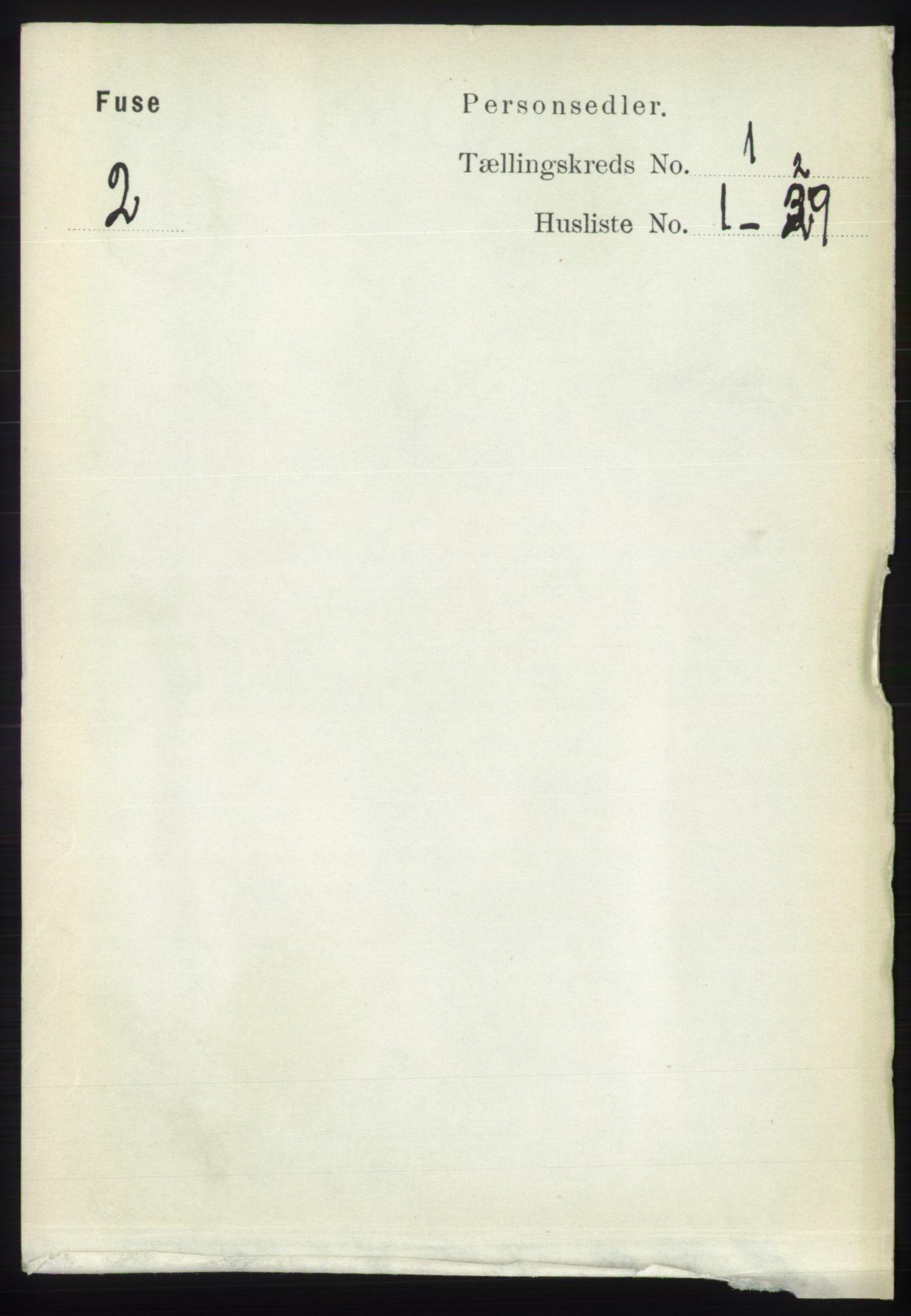 RA, Folketelling 1891 for 1241 Fusa herred, 1891, s. 71