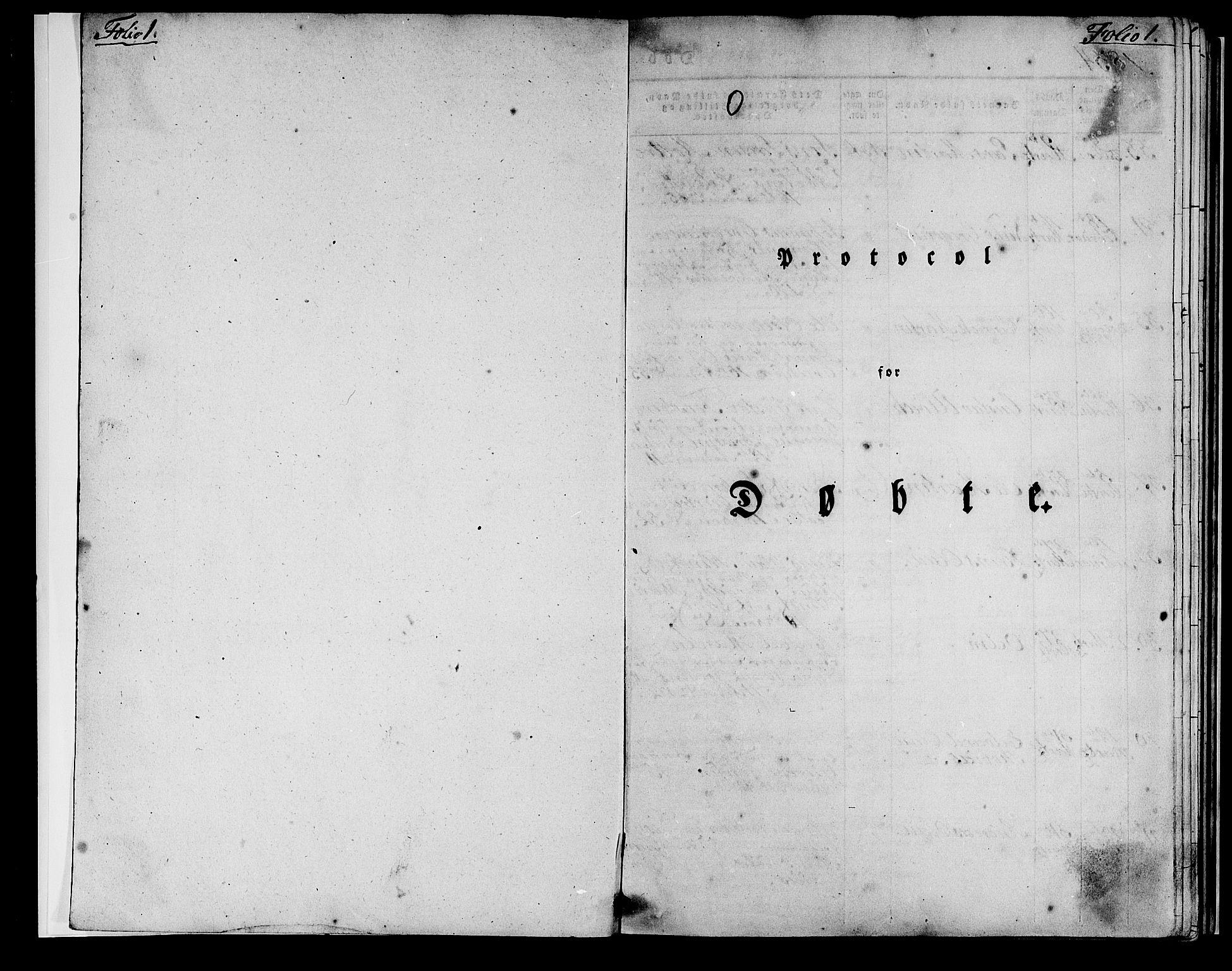SAB, Domkirken sokneprestembete, H/Haa/L0014: Ministerialbok nr. A 13, 1830-1837