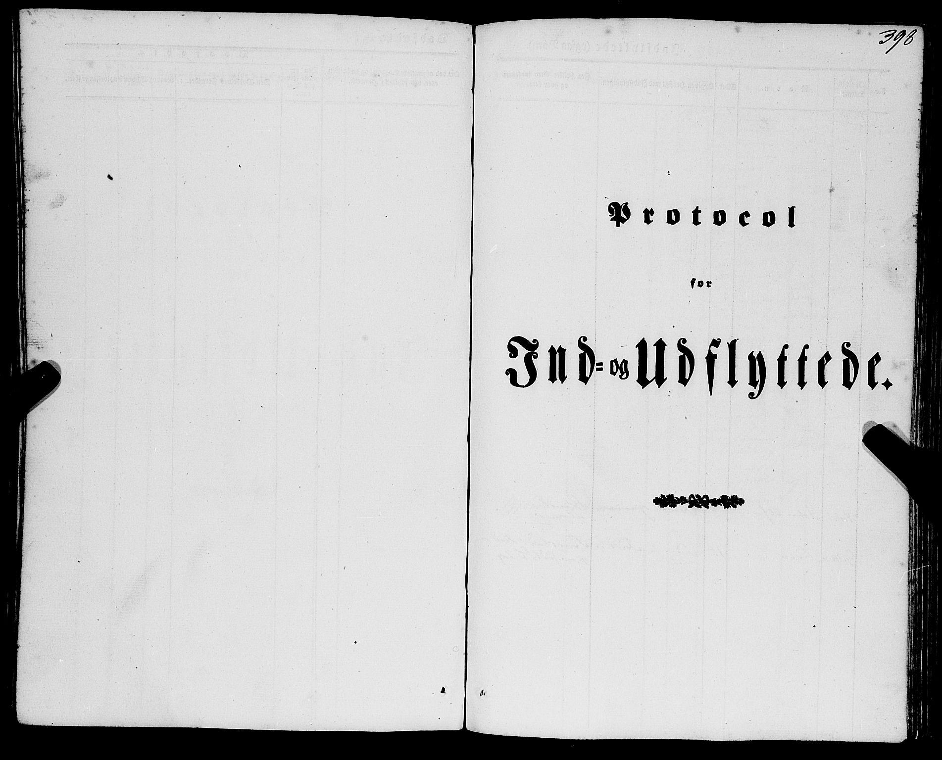 SAB, Eid Sokneprestembete, H/Haa: Ministerialbok nr. A 7, 1844-1858, s. 398