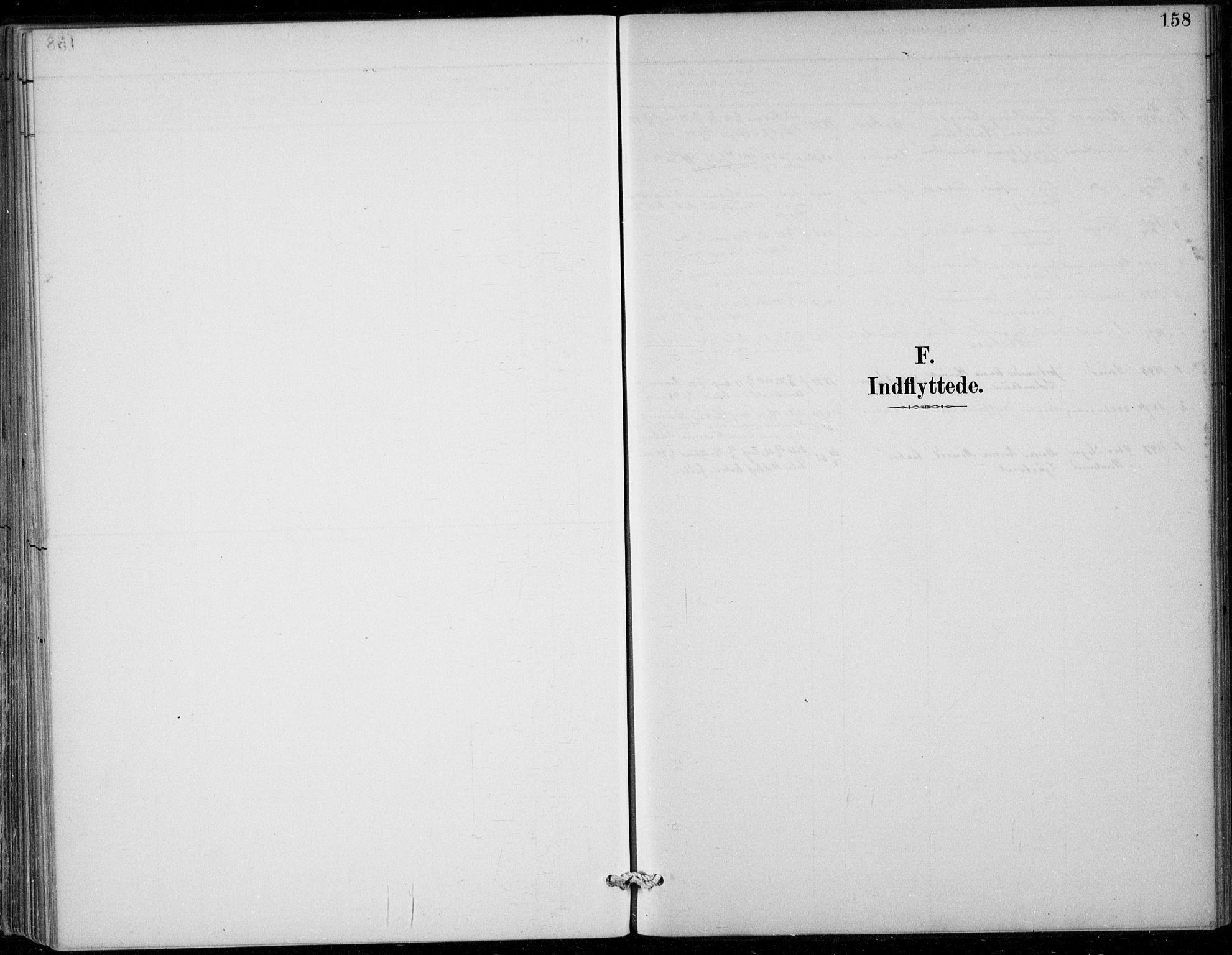 SAB, Strandebarm sokneprestembete, H/Haa: Ministerialbok nr. D  1, 1886-1912, s. 158