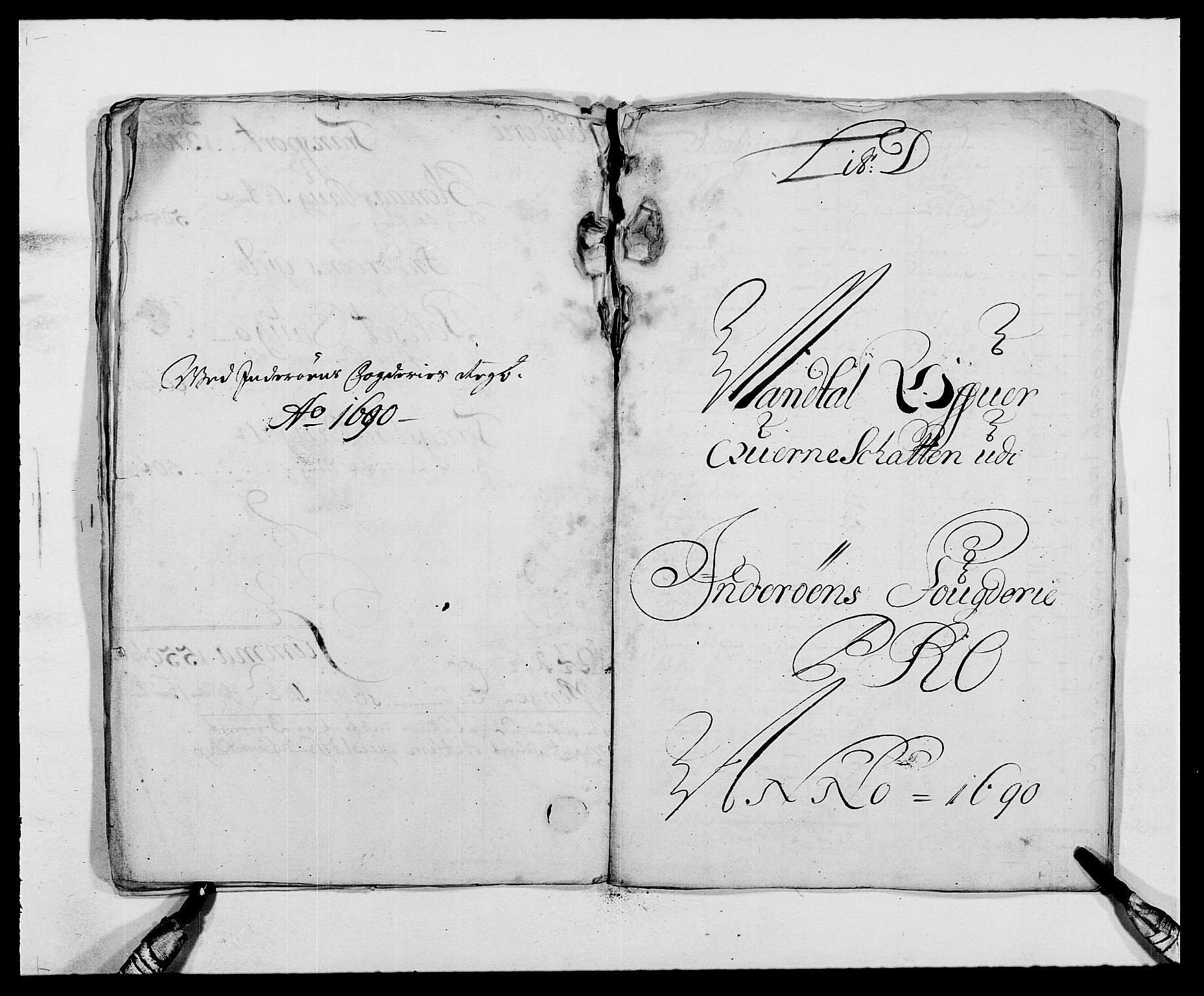 RA, Rentekammeret inntil 1814, Reviderte regnskaper, Fogderegnskap, R63/L4307: Fogderegnskap Inderøy, 1690-1691, s. 76