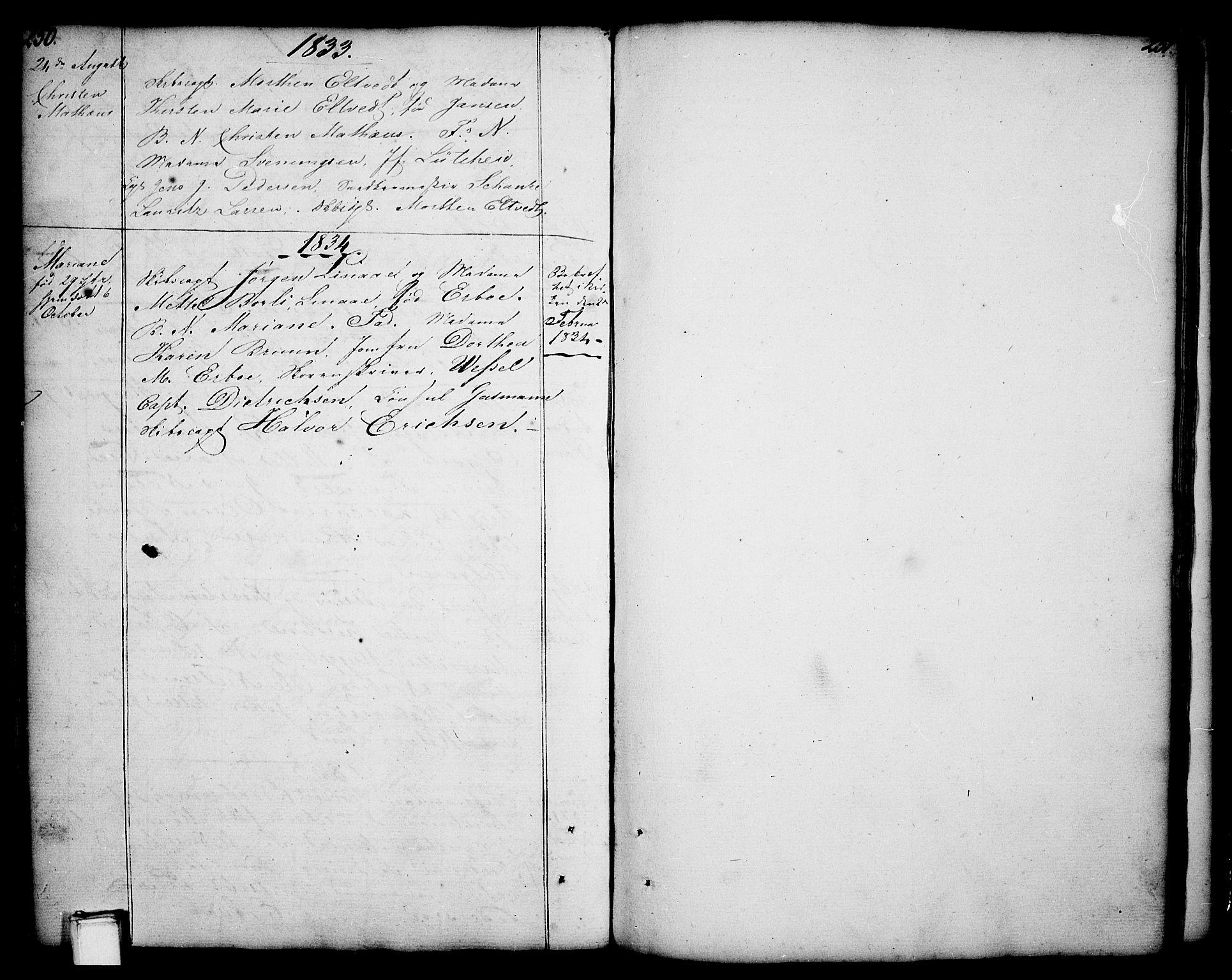 SAKO, Porsgrunn kirkebøker , F/Fa/L0001: Ministerialbok nr. 1, 1764-1814, s. 250-251